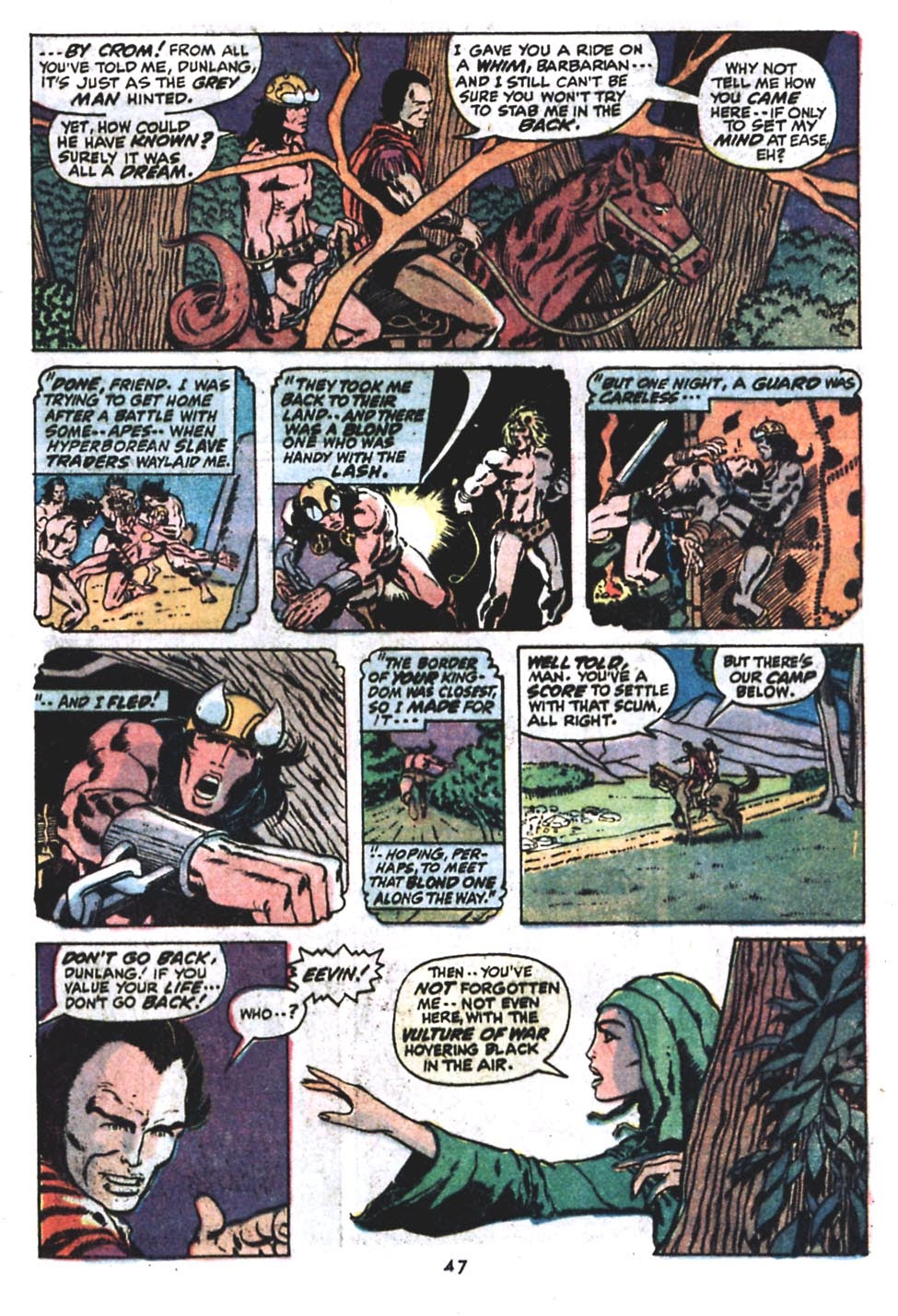 Giant-Size Conan issue 1 - Page 38