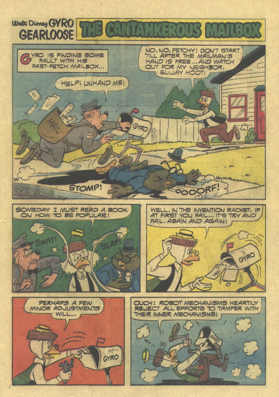 Read online Uncle Scrooge (1953) comic -  Issue #100 - 19