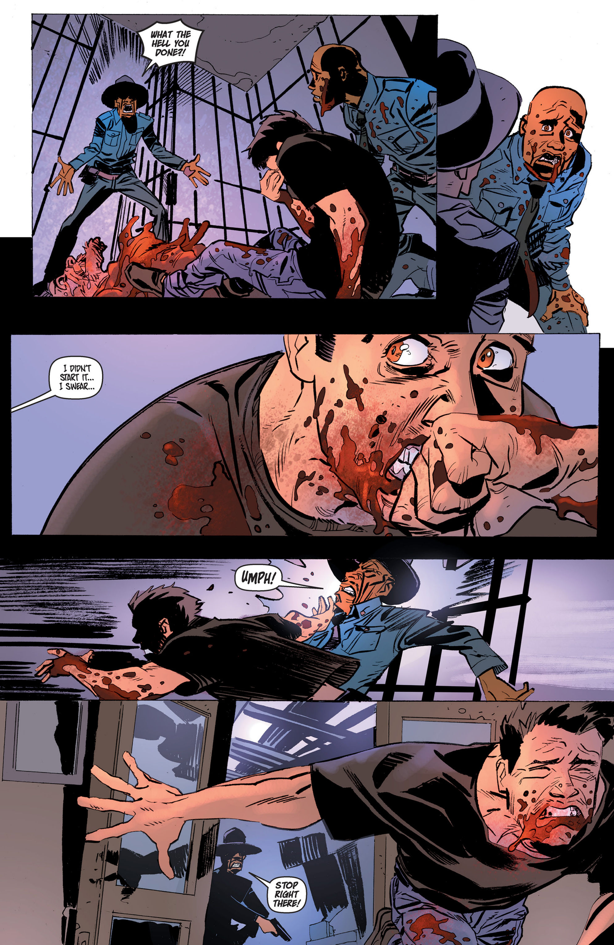 Read online Cannibal comic -  Issue #6 - 4