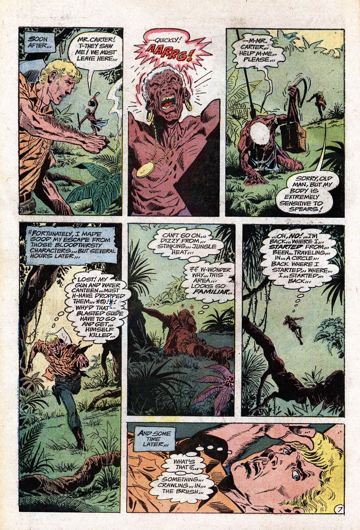 Read online Adventure Comics (1938) comic -  Issue #427 - 10