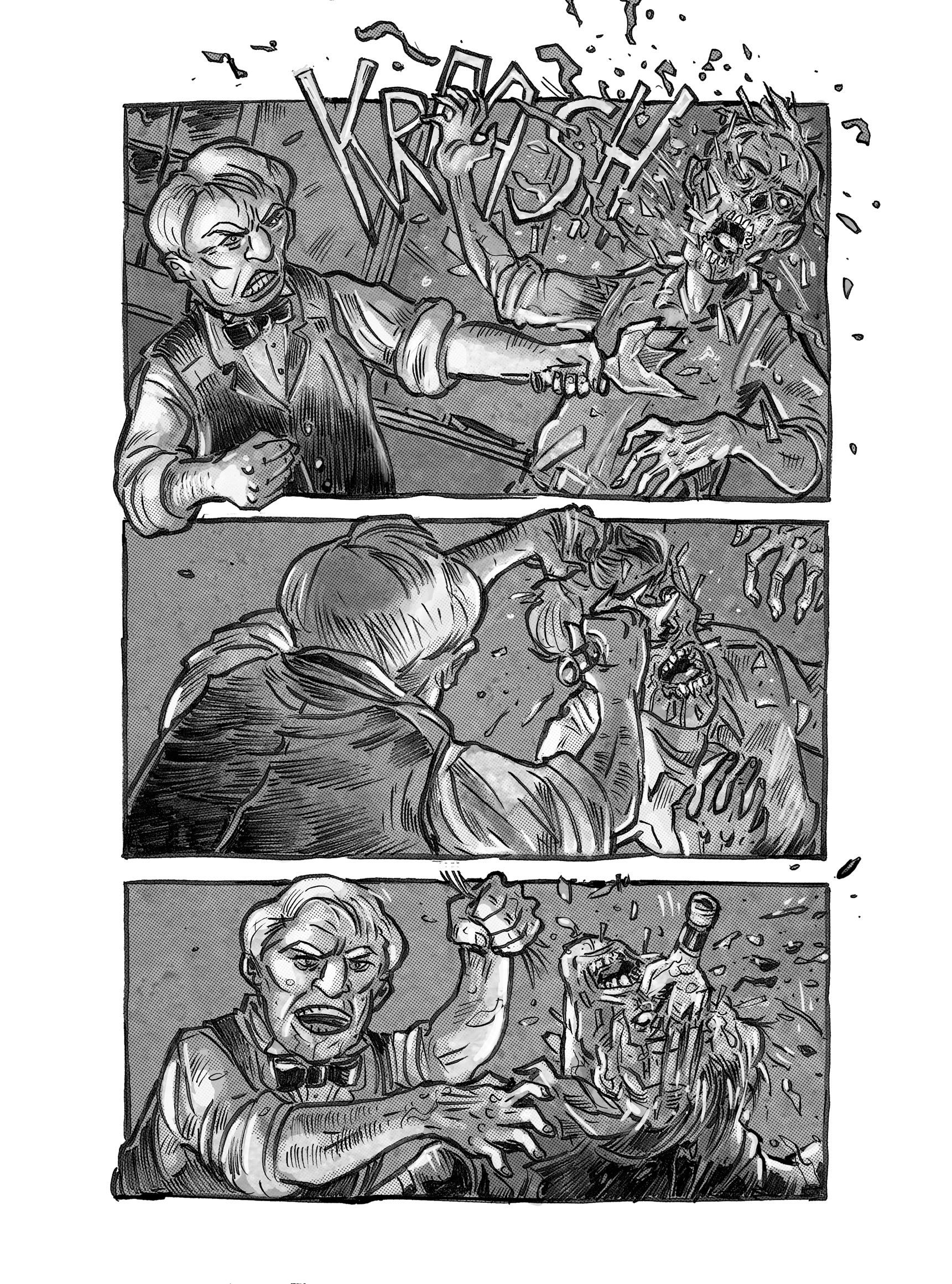 Read online FUBAR comic -  Issue #3 - 186