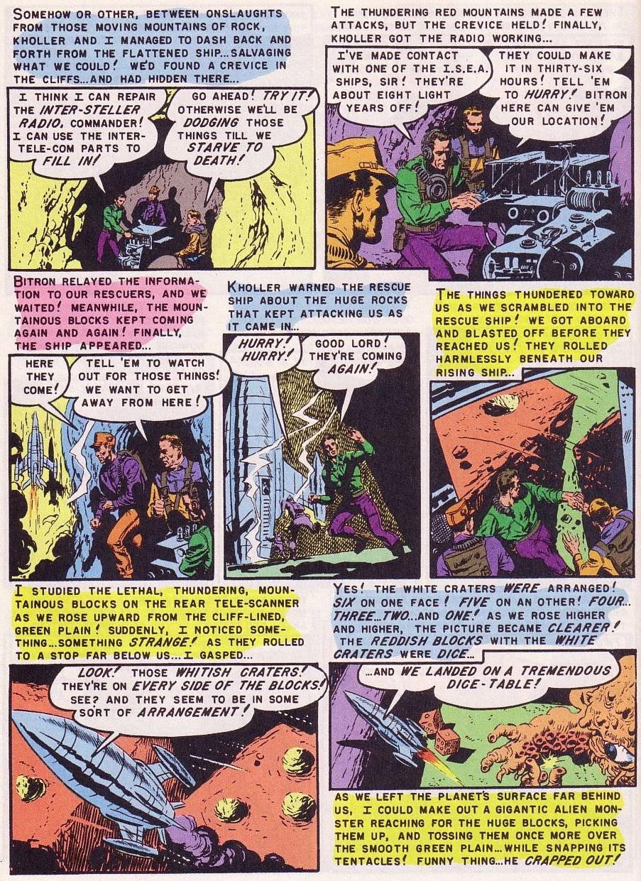 Weird Fantasy (1951) issue 12 - Page 23