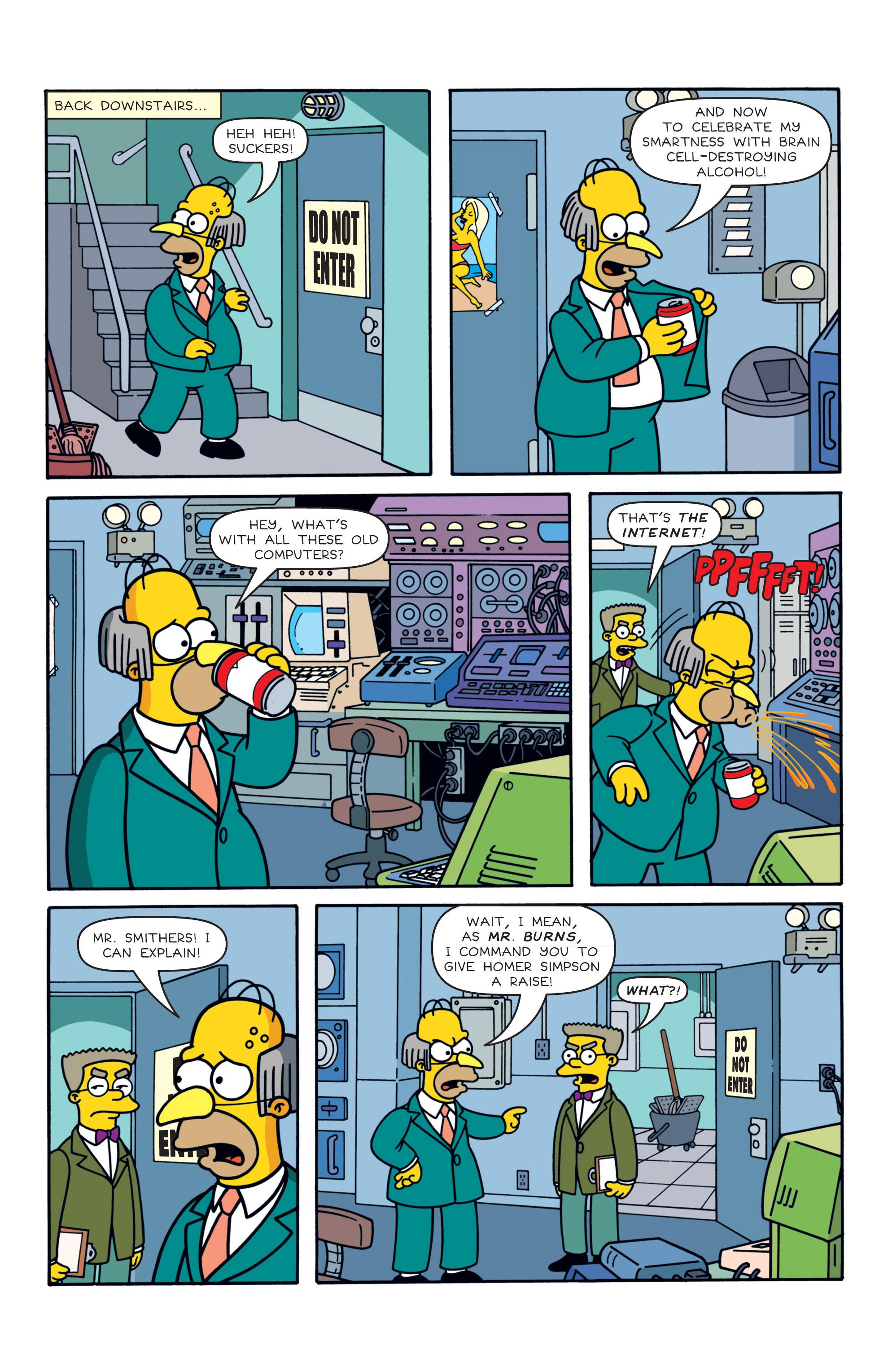 Read online Simpsons Comics comic -  Issue #187 - 4
