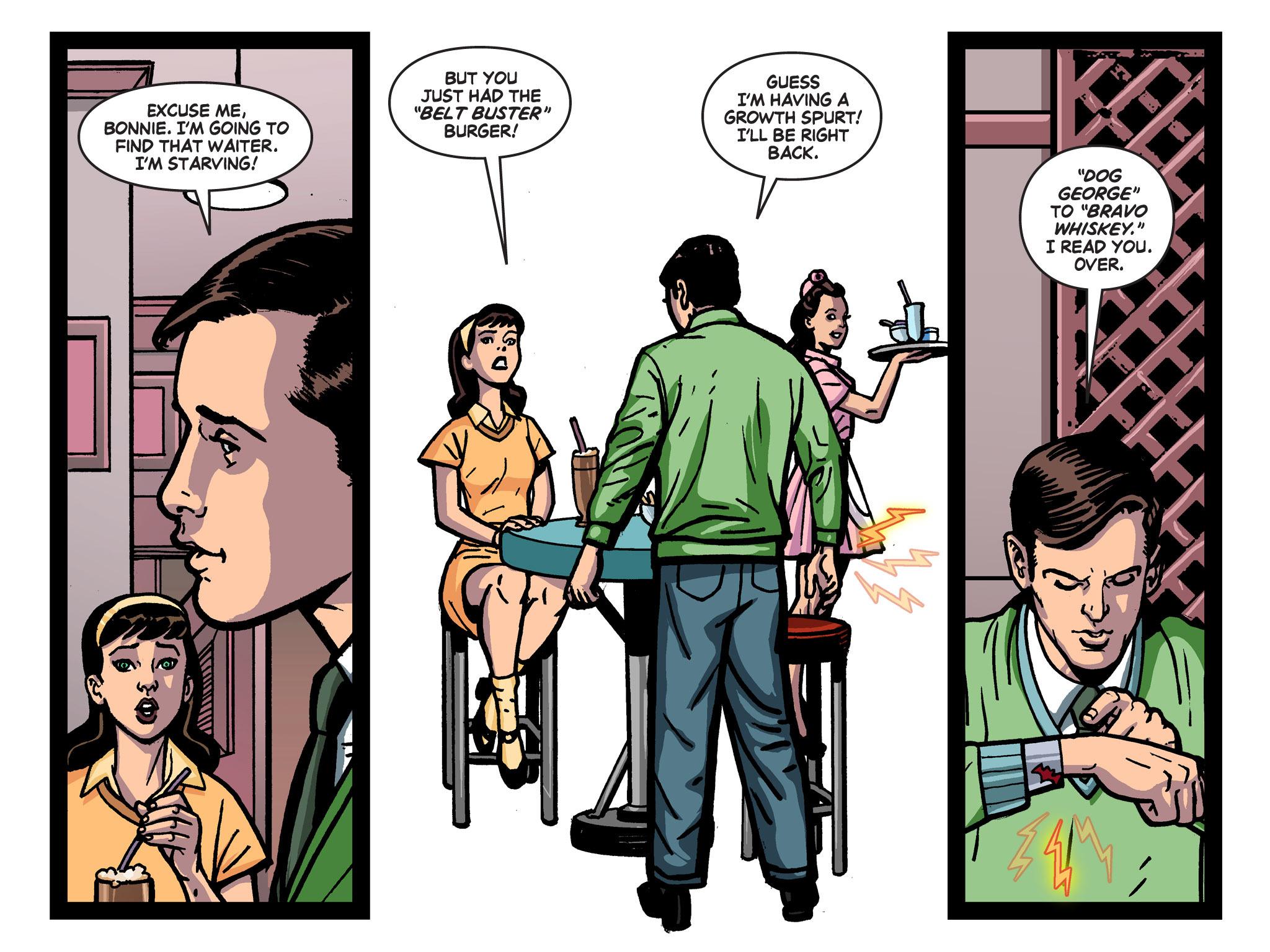 Read online Batman '66 Meets the Green Hornet [II] comic -  Issue #1 - 87