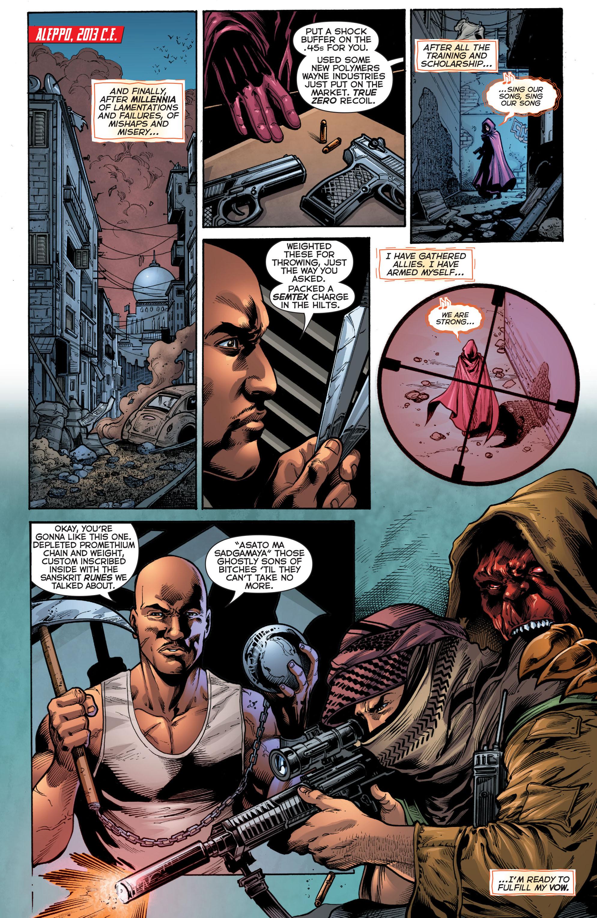 Read online Trinity of Sin: Pandora comic -  Issue #1 - 16