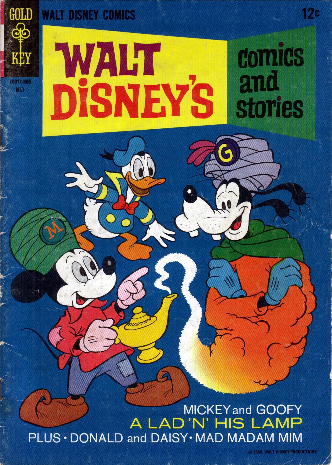 Walt Disney's Comics and Stories issue 308 - Page 1