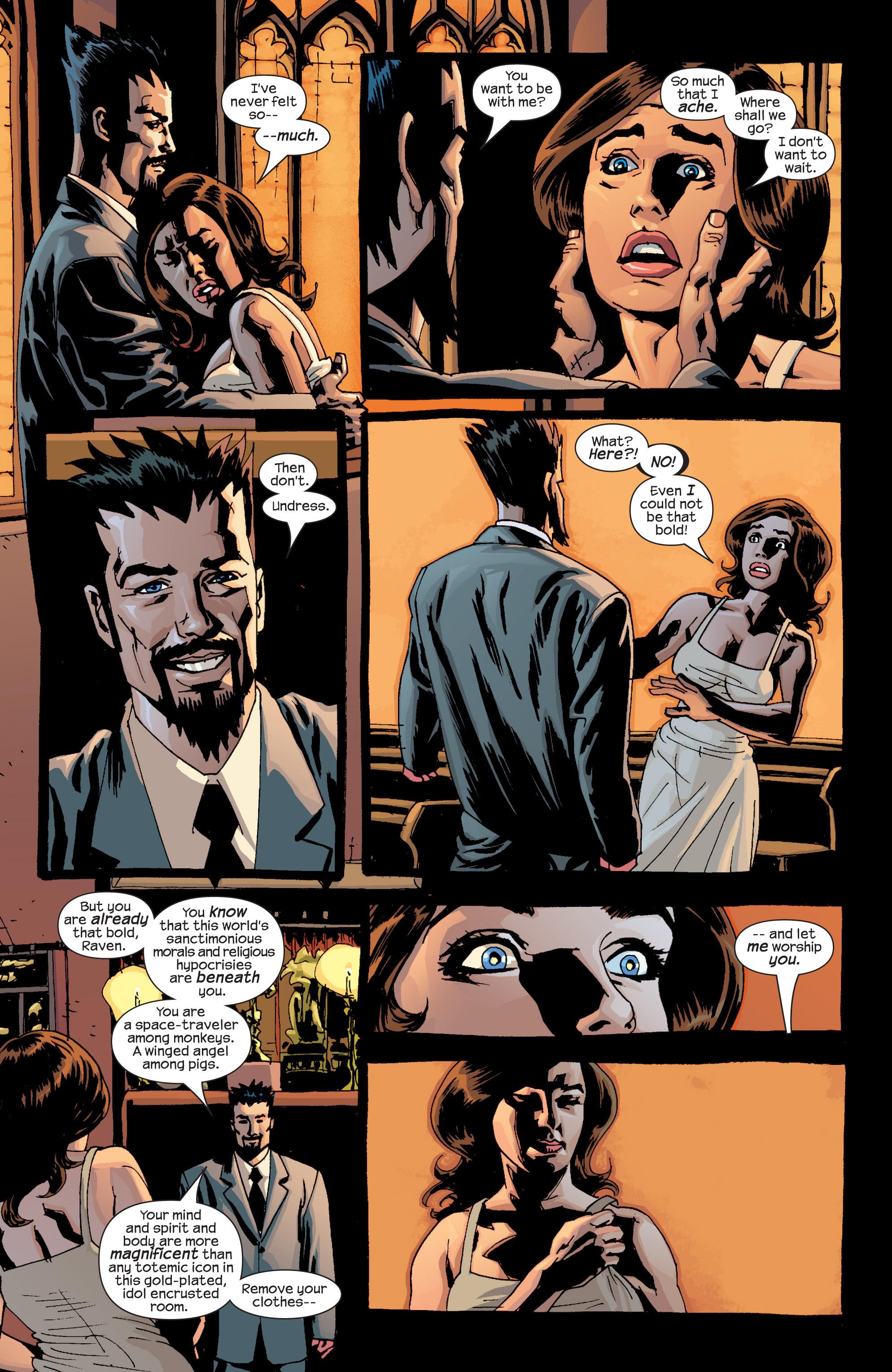 Read online Uncanny X-Men (1963) comic -  Issue #428 - 16