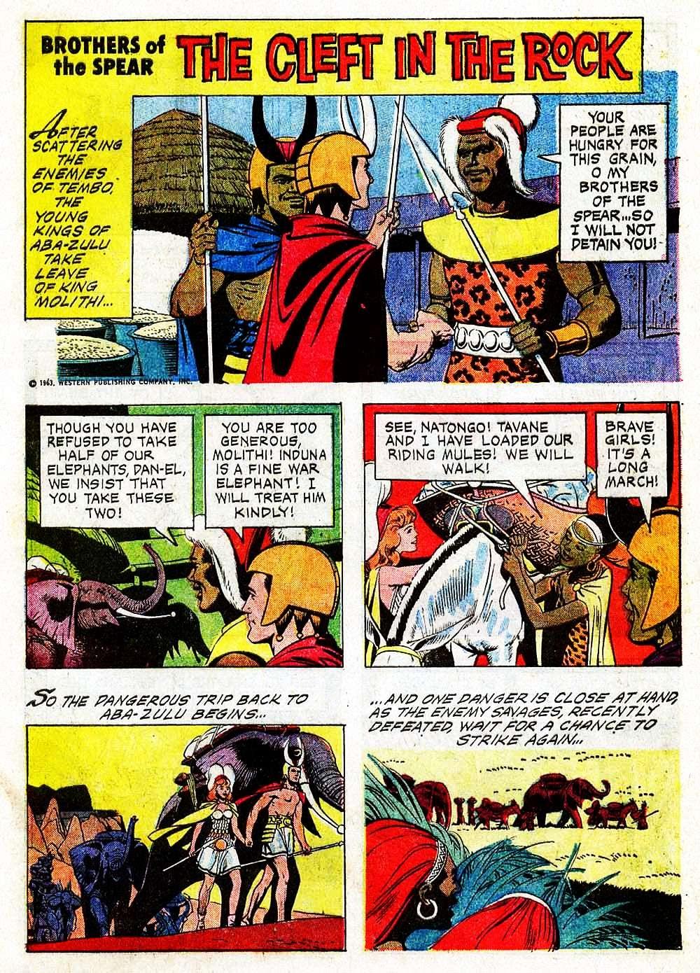 Tarzan (1962) issue 139 - Page 29