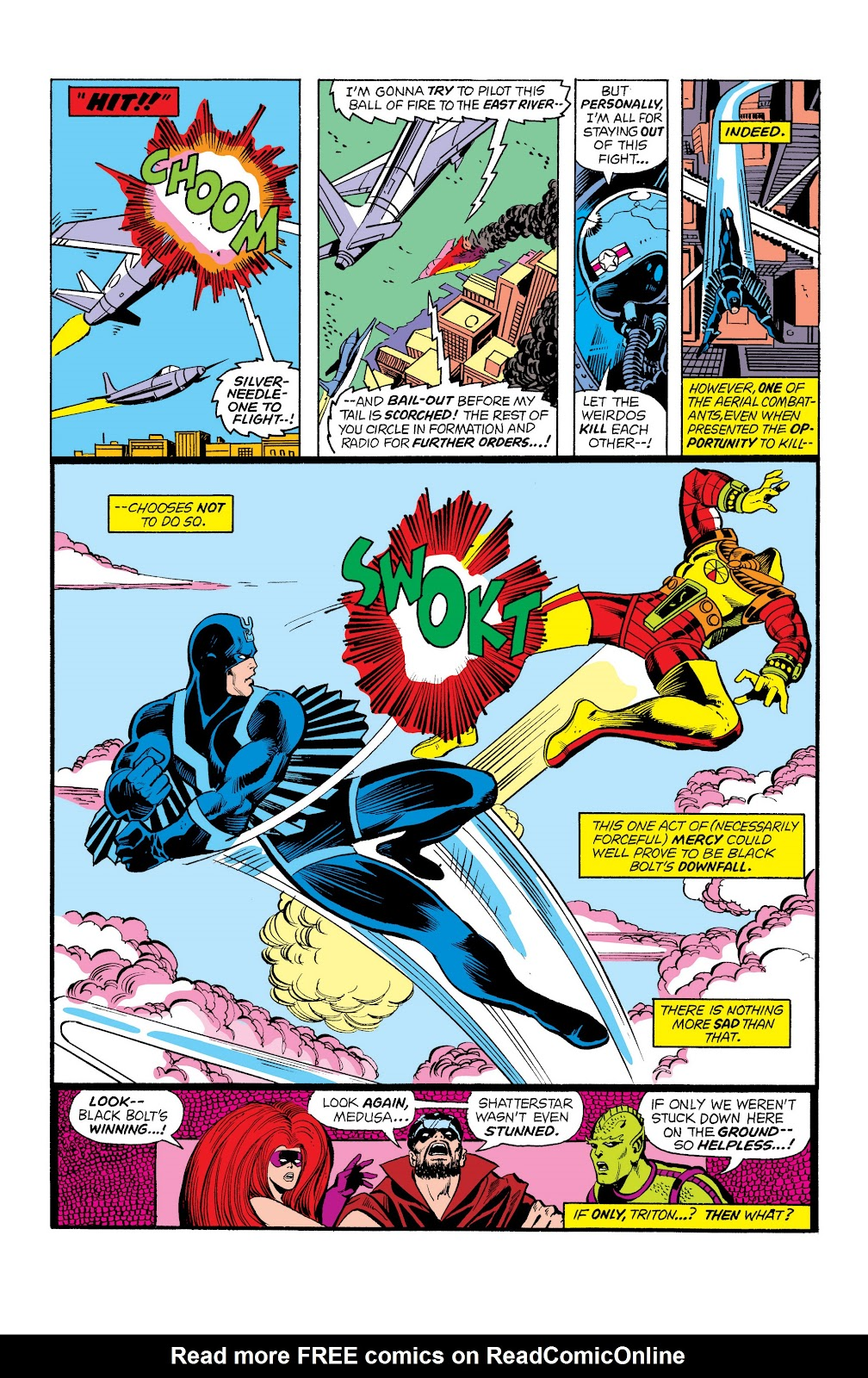 Read online Marvel Masterworks: The Inhumans comic -  Issue # TPB 2 (Part 1) - 69