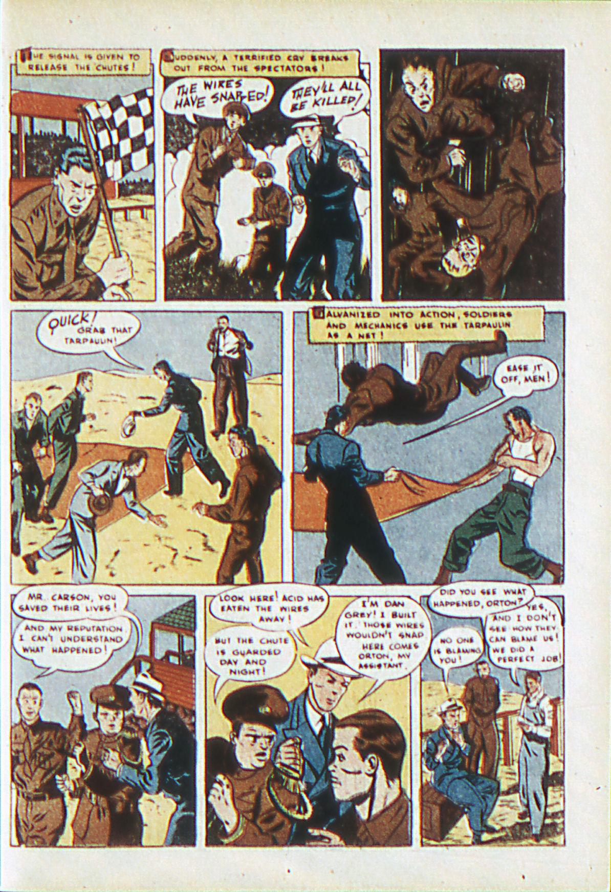 Read online Adventure Comics (1938) comic -  Issue #62 - 22