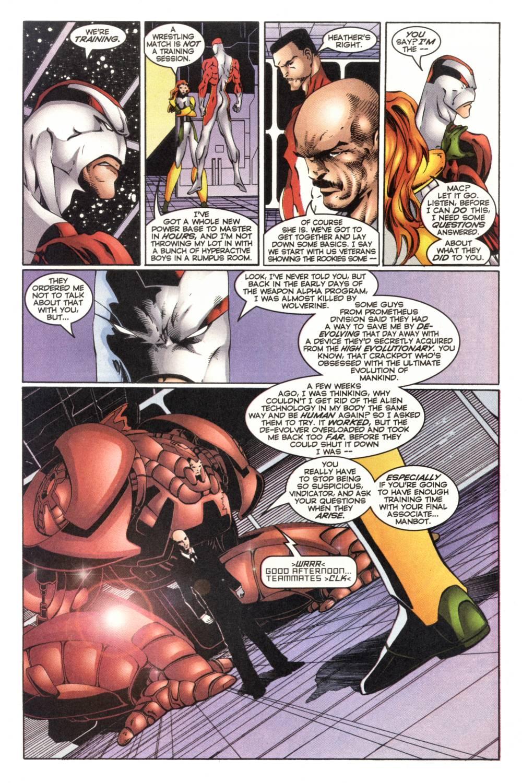 Read online Alpha Flight (1997) comic -  Issue #1 - 25
