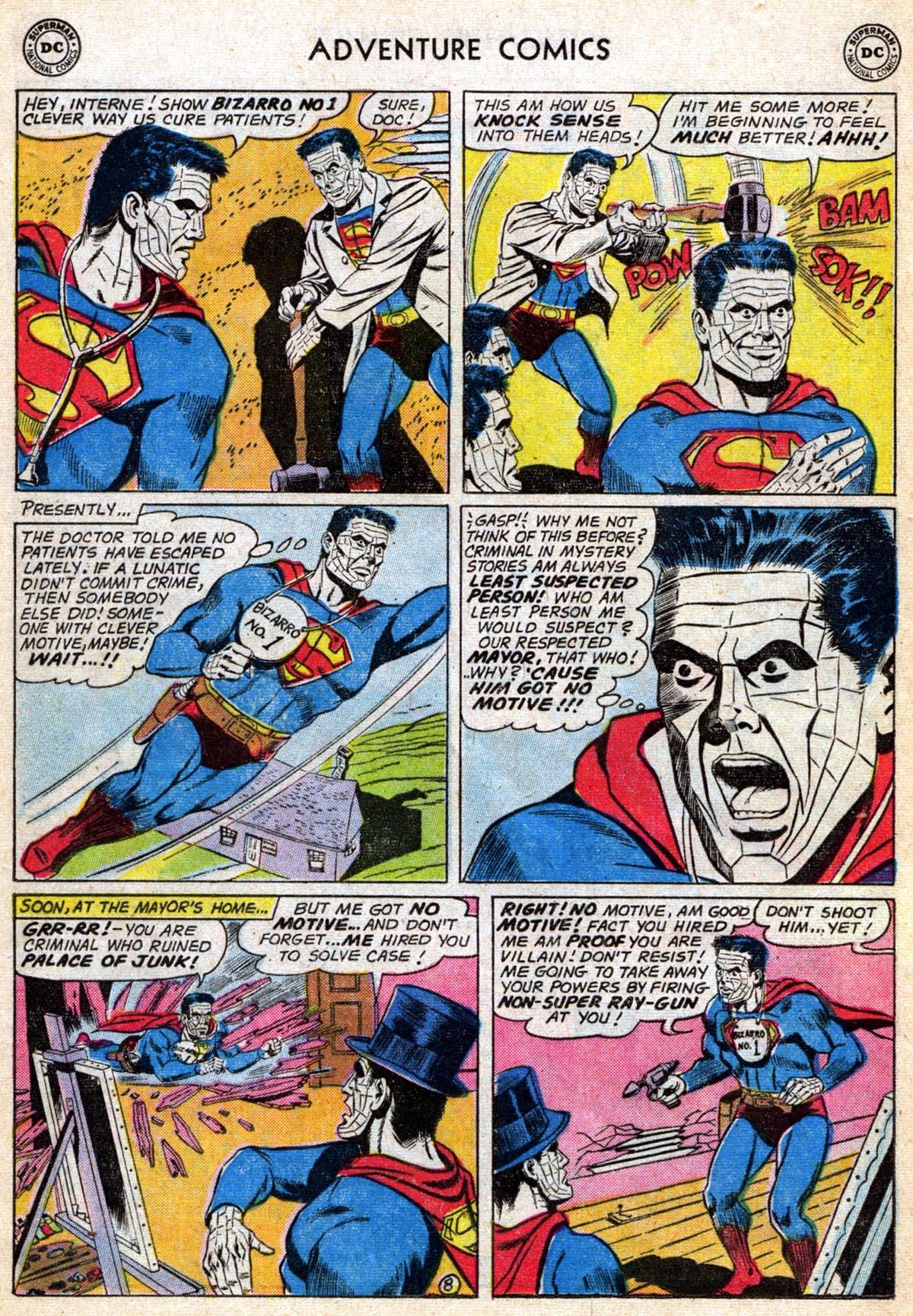 Read online Adventure Comics (1938) comic -  Issue #286 - 28
