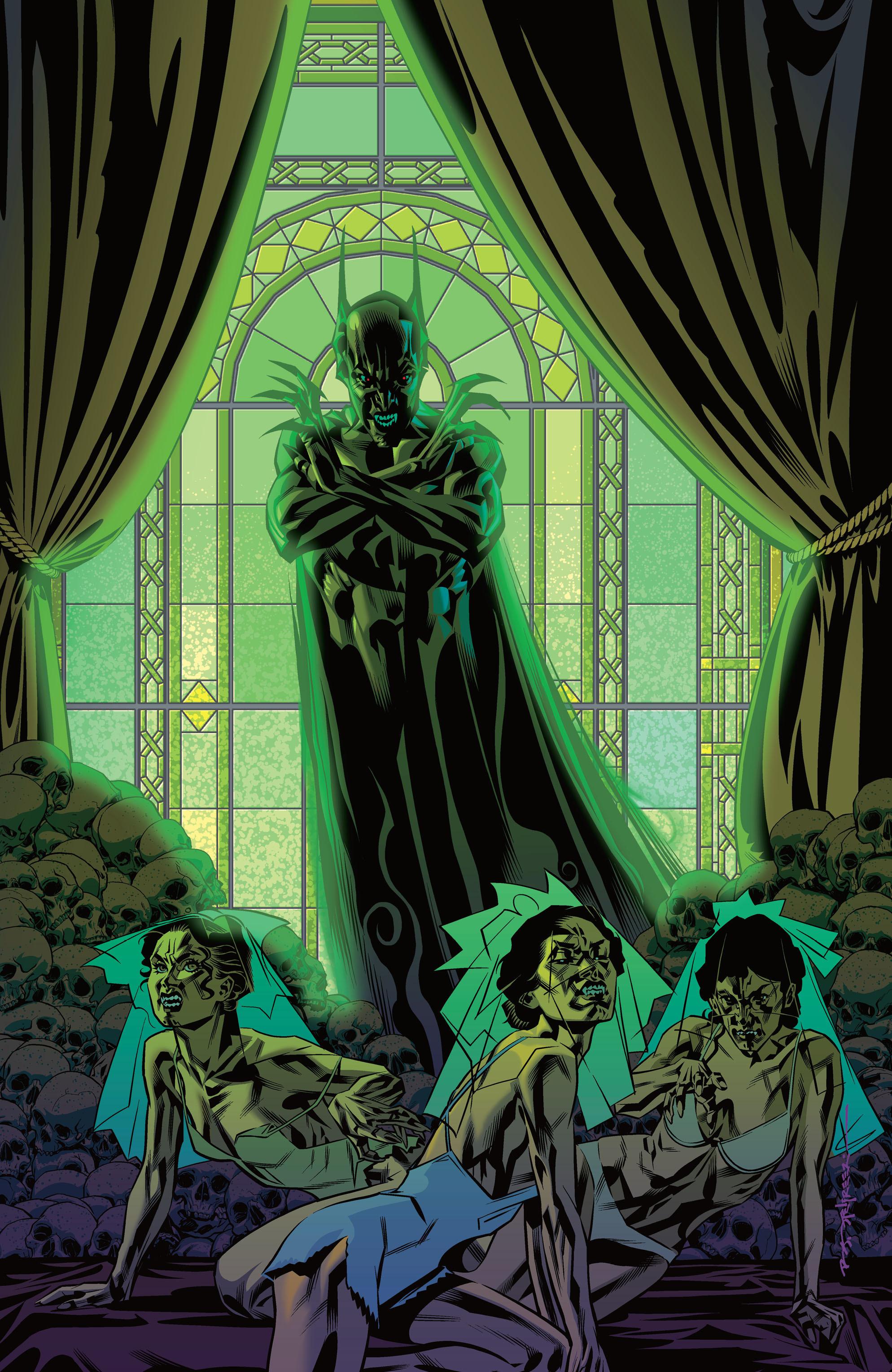 Read online Batman (2011) comic -  Issue # _TPB 7 - 156