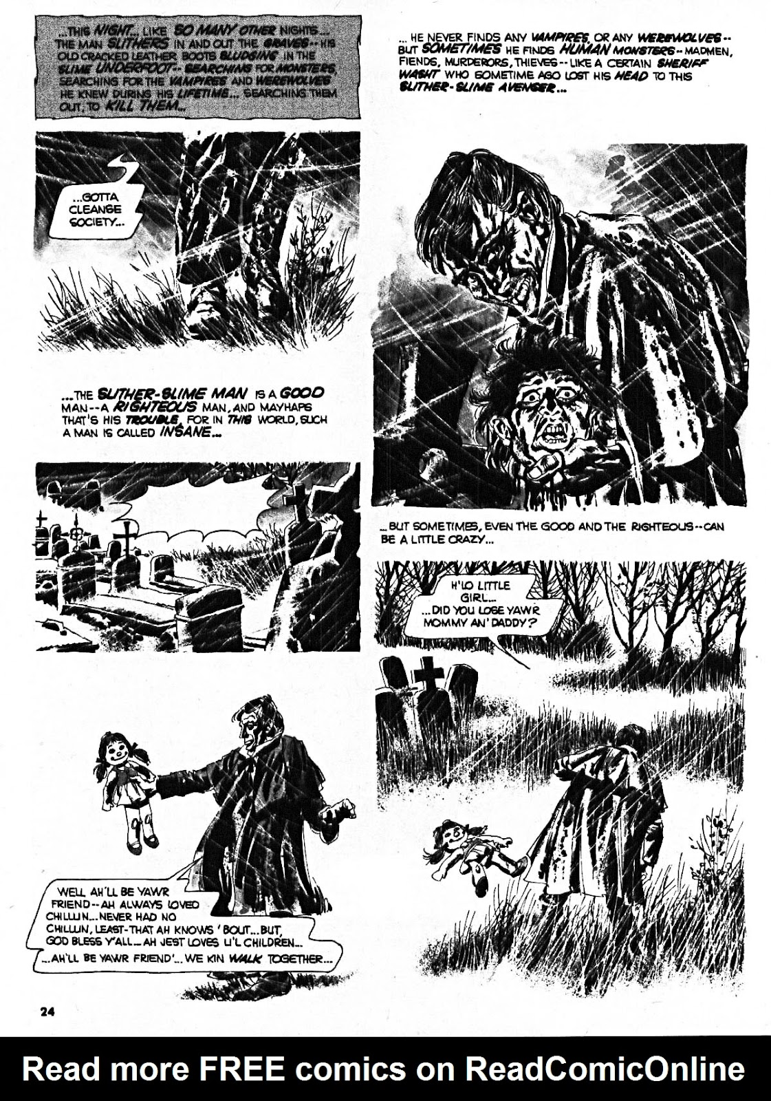 Scream (1973) issue 8 - Page 23