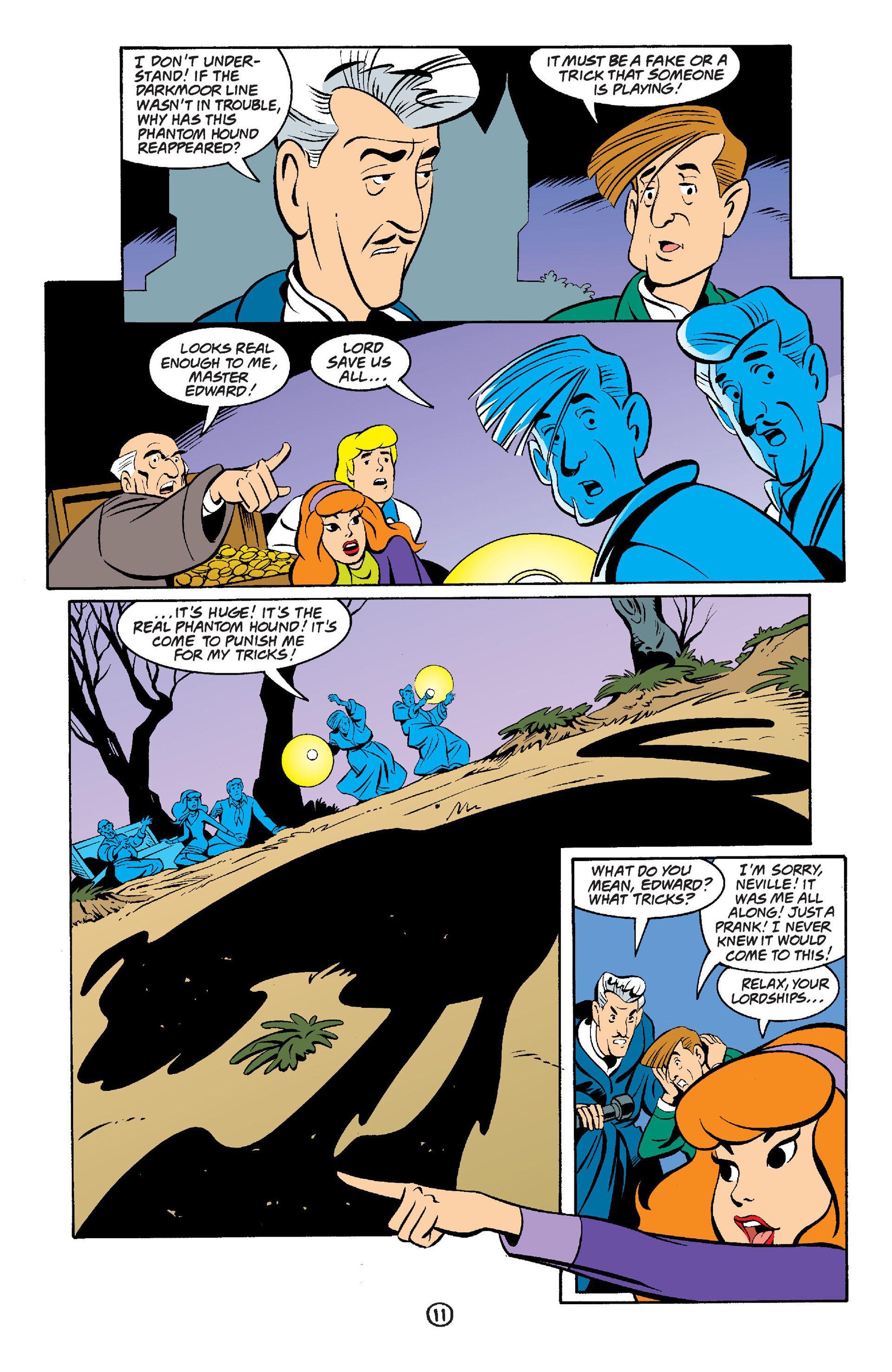Read online Scooby-Doo (1997) comic -  Issue #34 - 12