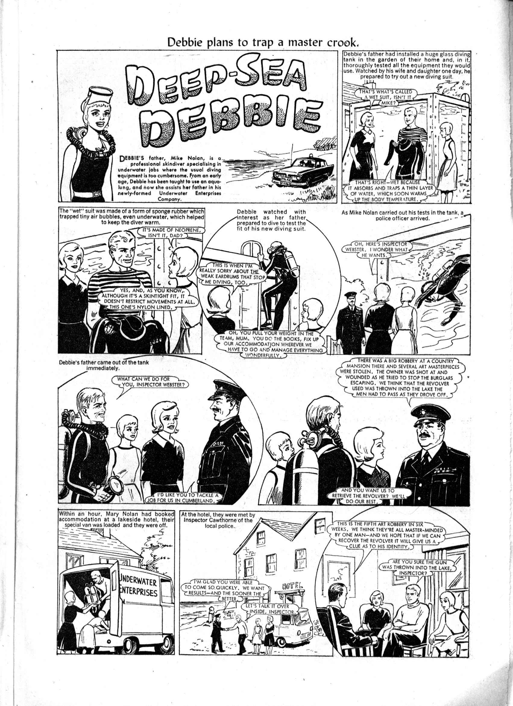 Read online Judy comic -  Issue #197 - 29