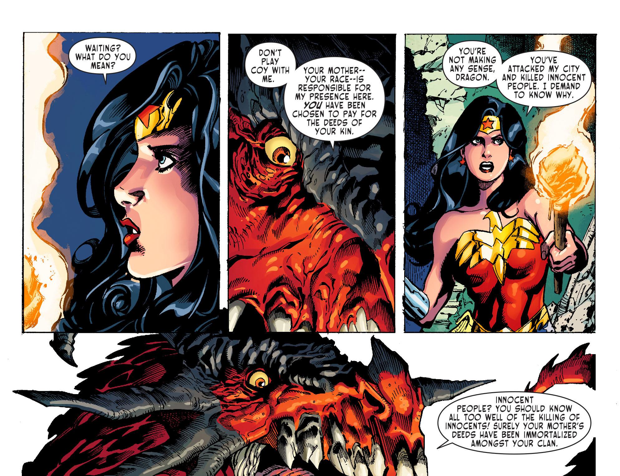 Read online Sensation Comics Featuring Wonder Woman comic -  Issue #28 - 7