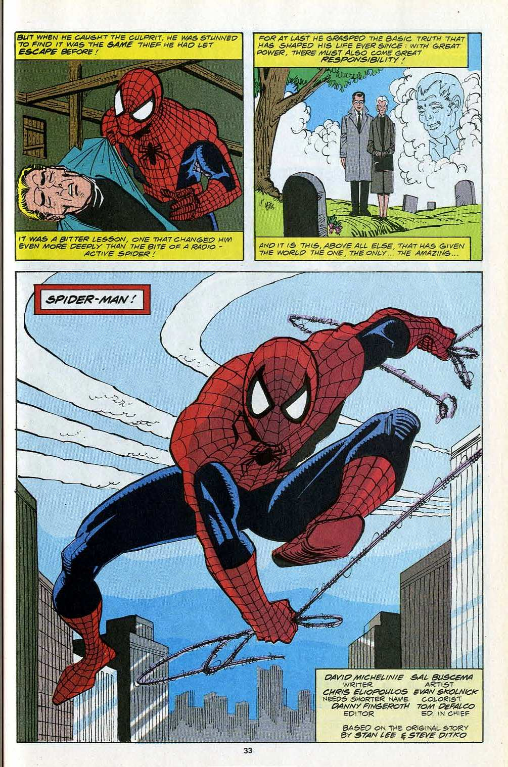 The Amazing Spider-Man (1963) _Annual_25 Page 34