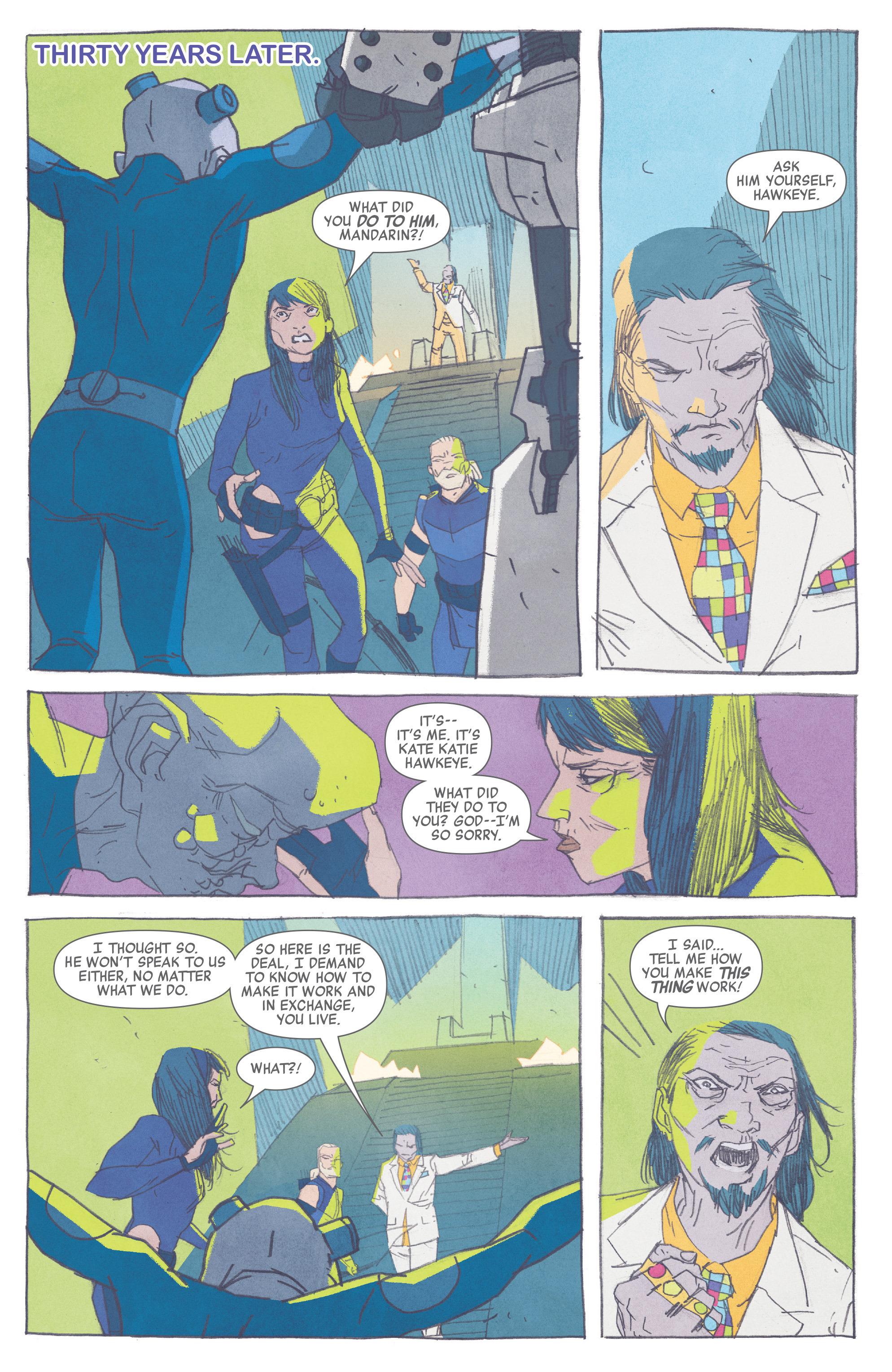 Read online All-New Hawkeye (2016) comic -  Issue #2 - 12
