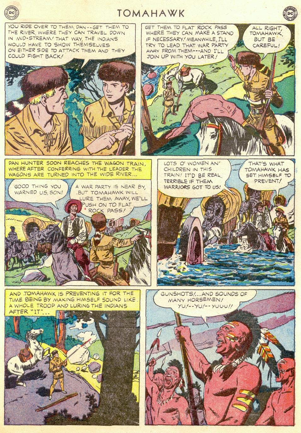Tomahawk issue 1 - Page 5