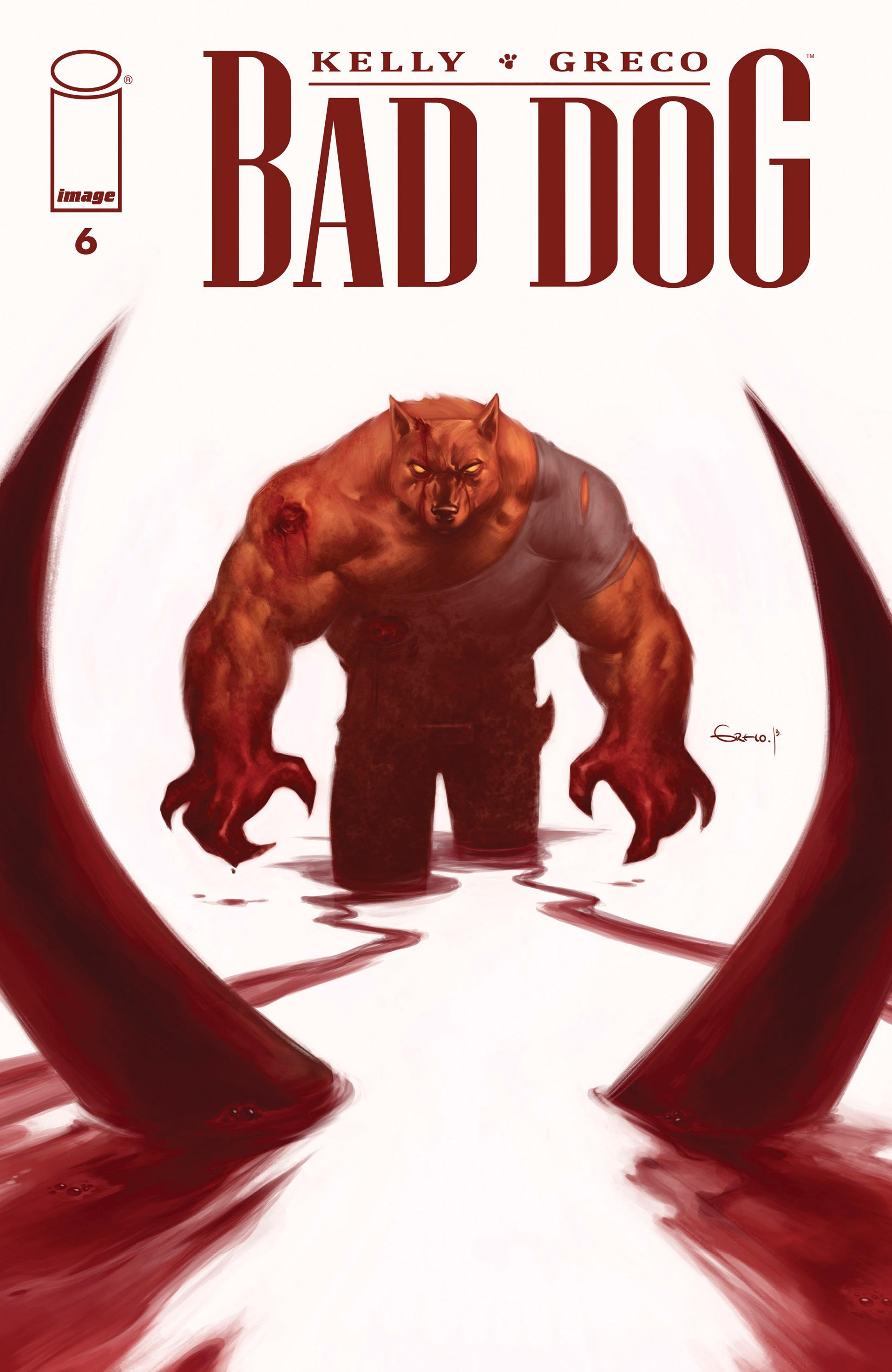 Bad Dog 6 Page 1