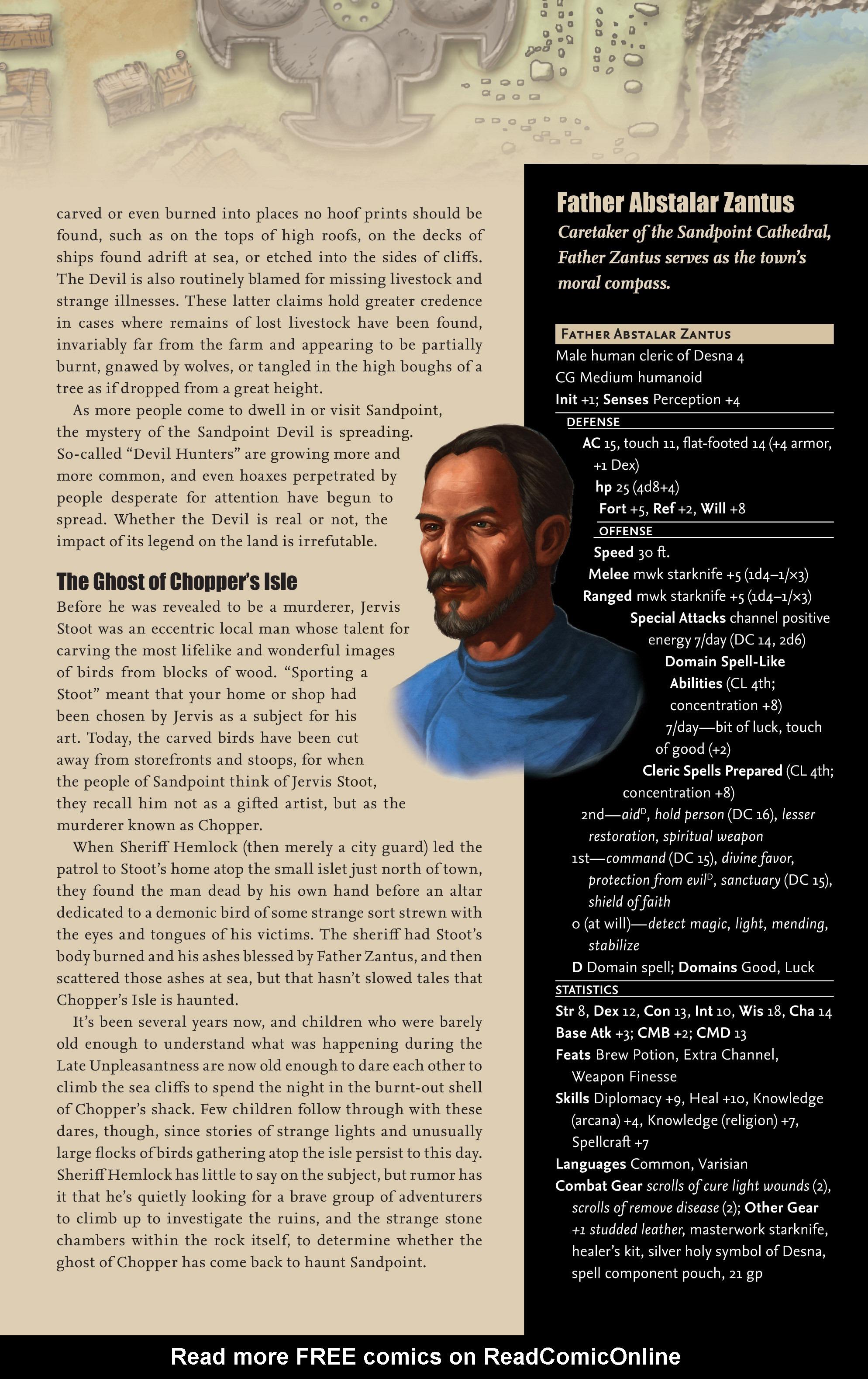 Pathfinder #1 - Read Pathfinder Issue #1 Online | Full Page