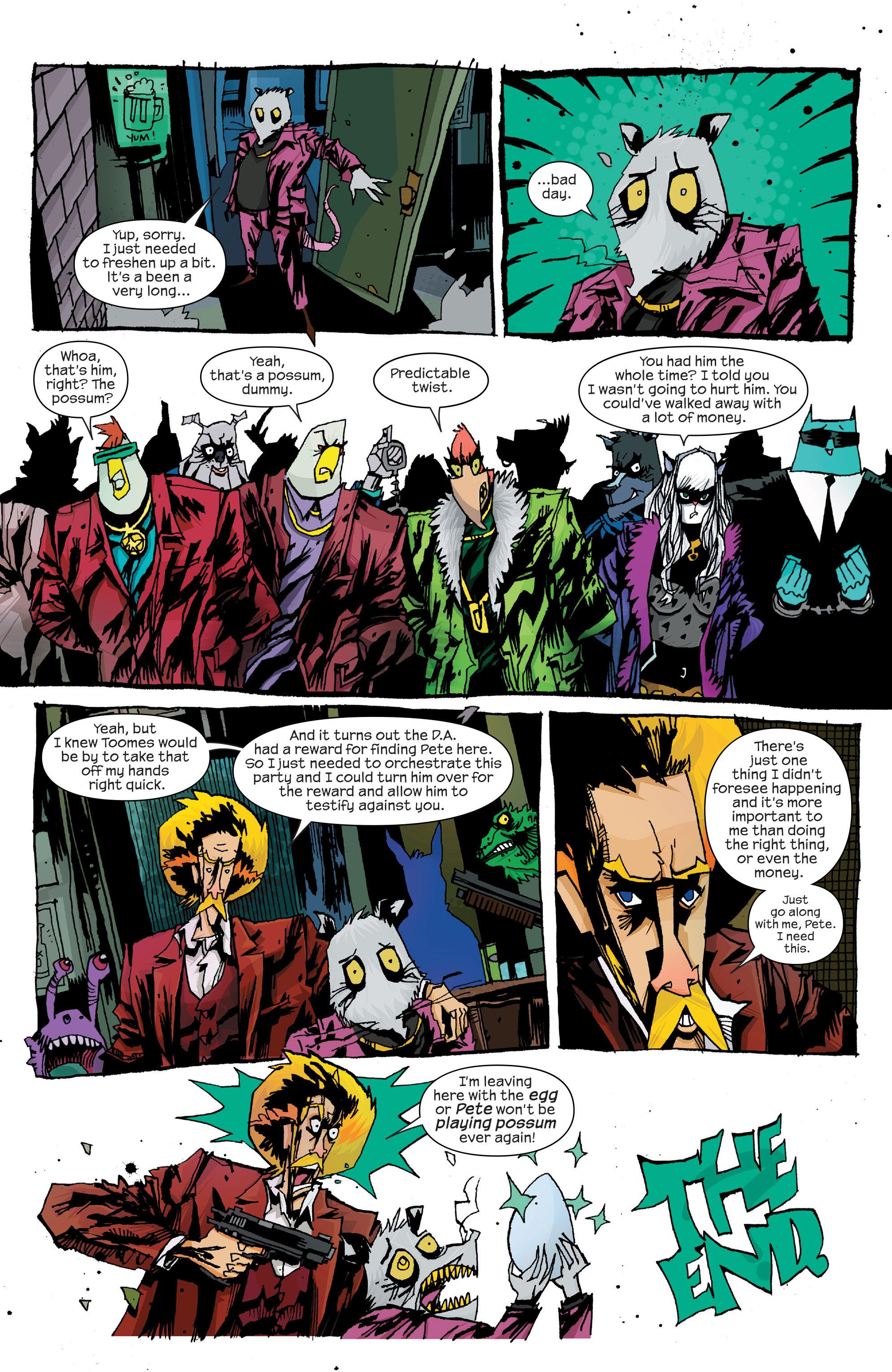 Read online Secret Wars Journal/Battleworld comic -  Issue # TPB - 228