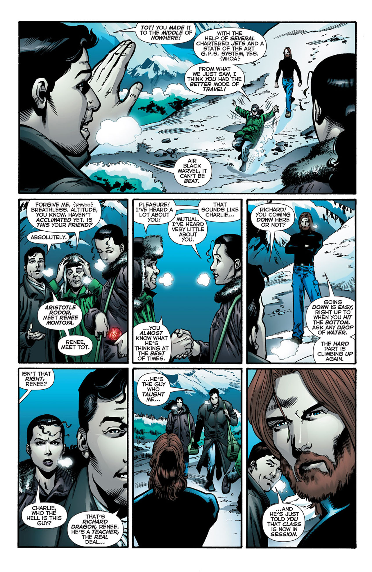 Read online 52 comic -  Issue #26 - 6