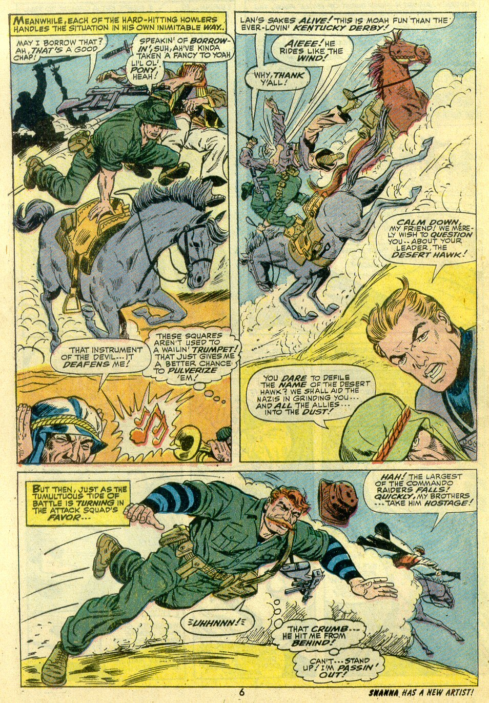 Read online Sgt. Fury comic -  Issue #107 - 8