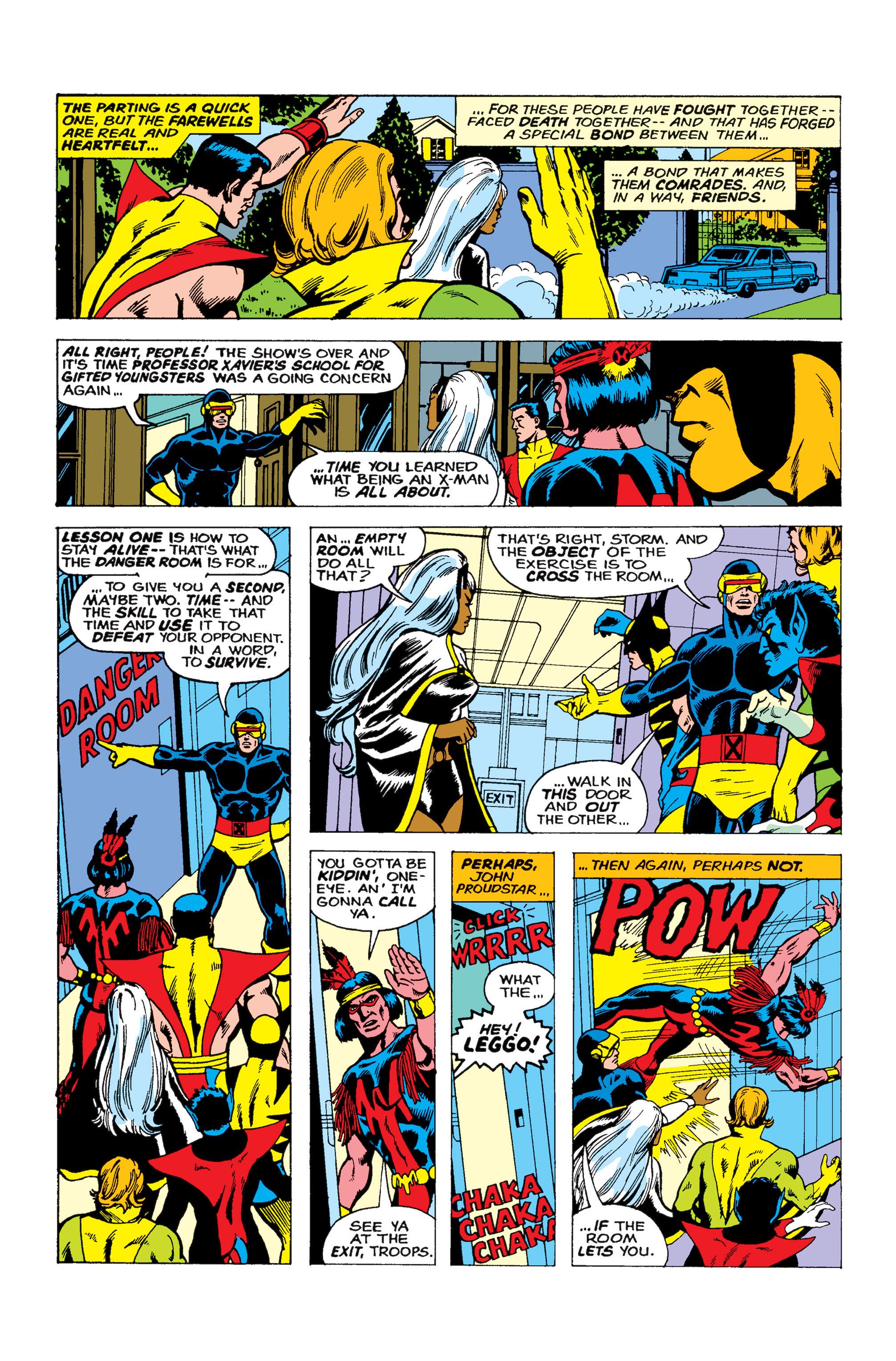 Uncanny X-Men (1963) 94 Page 6