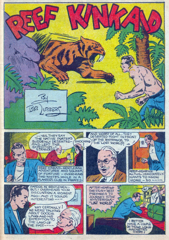 Read online Amazing Man Comics comic -  Issue #15 - 52