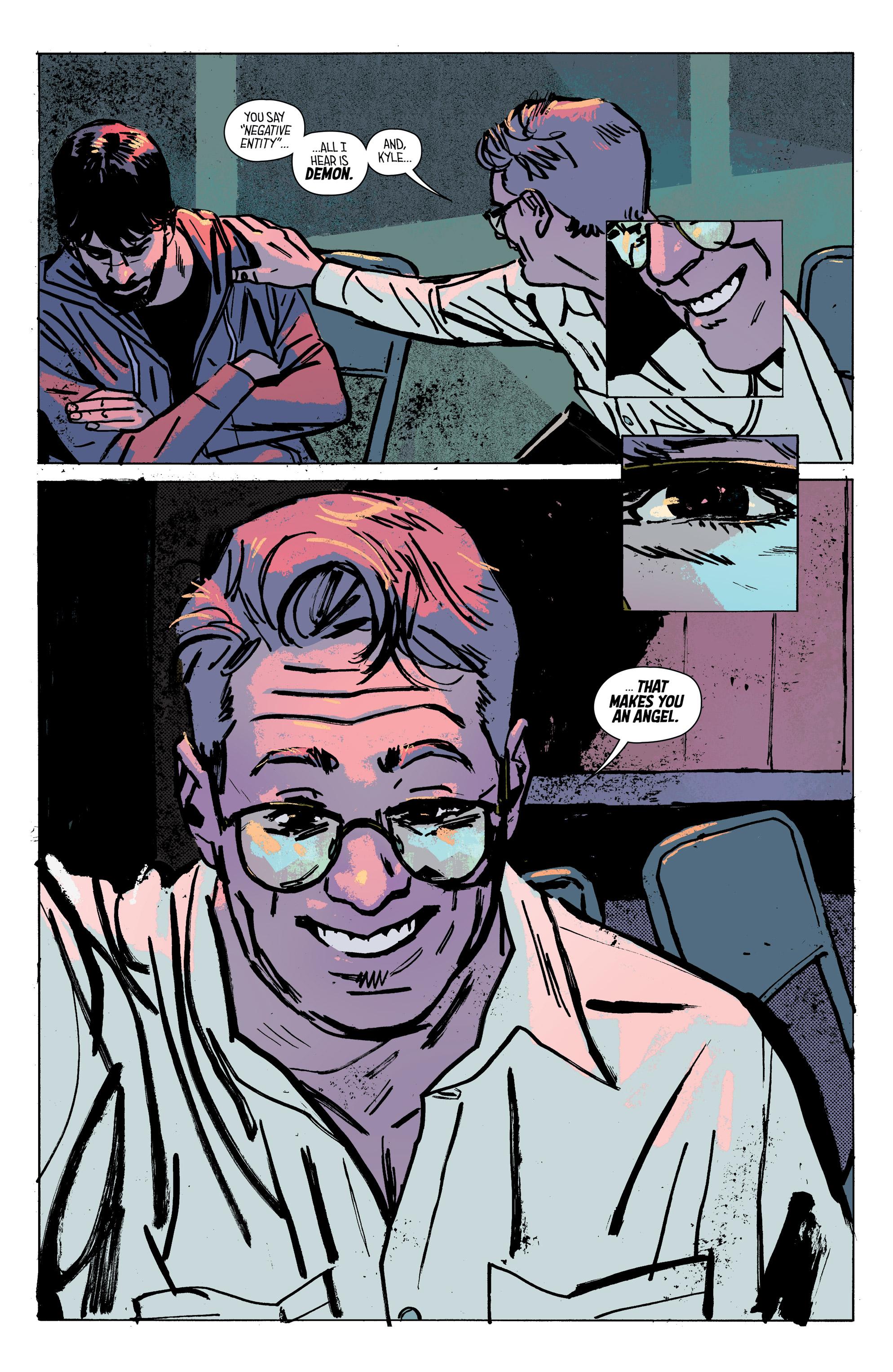 Read online Outcast by Kirkman & Azaceta comic -  Issue #28 - 20