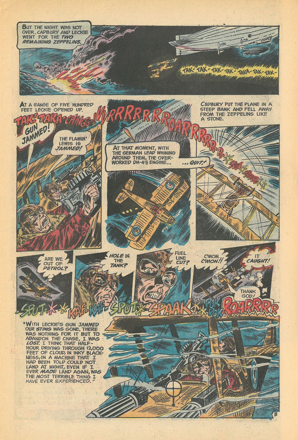 Read online Star Spangled War Stories (1952) comic -  Issue #168 - 30