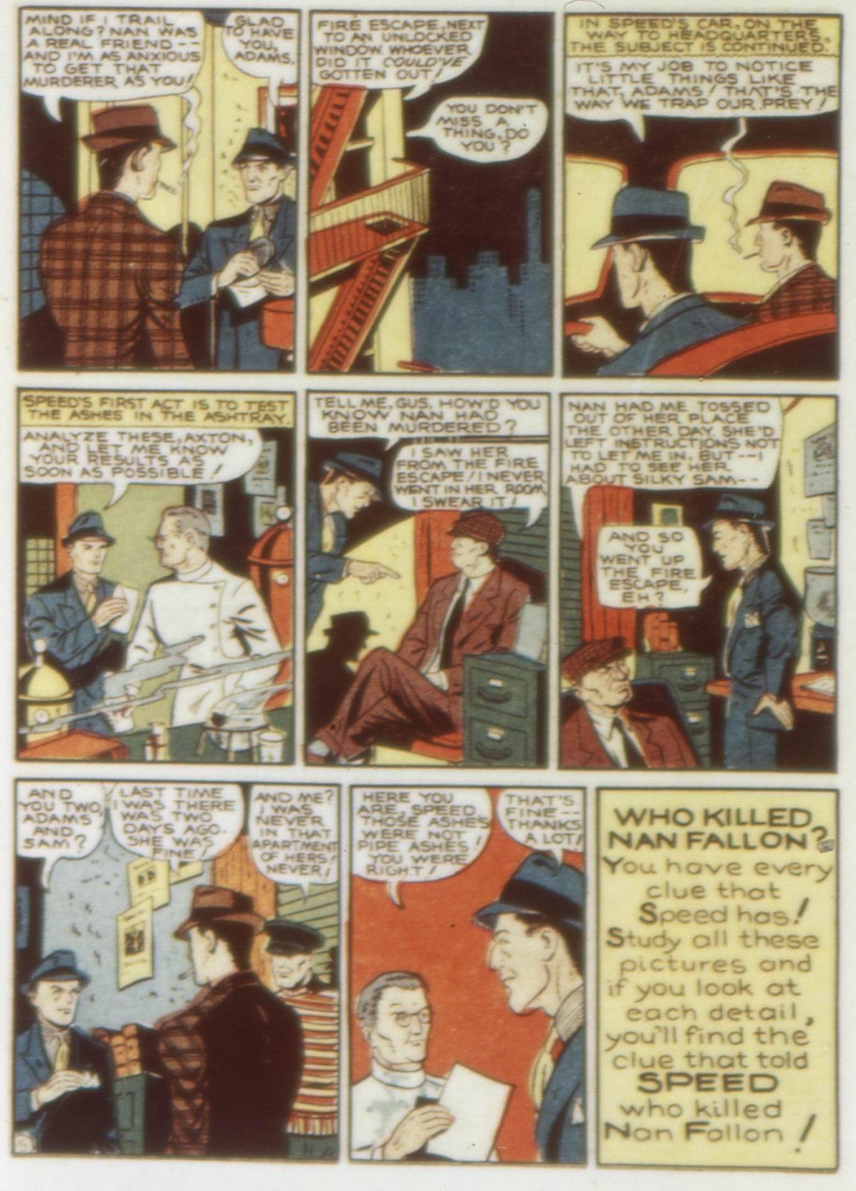 Read online Detective Comics (1937) comic -  Issue #58 - 42