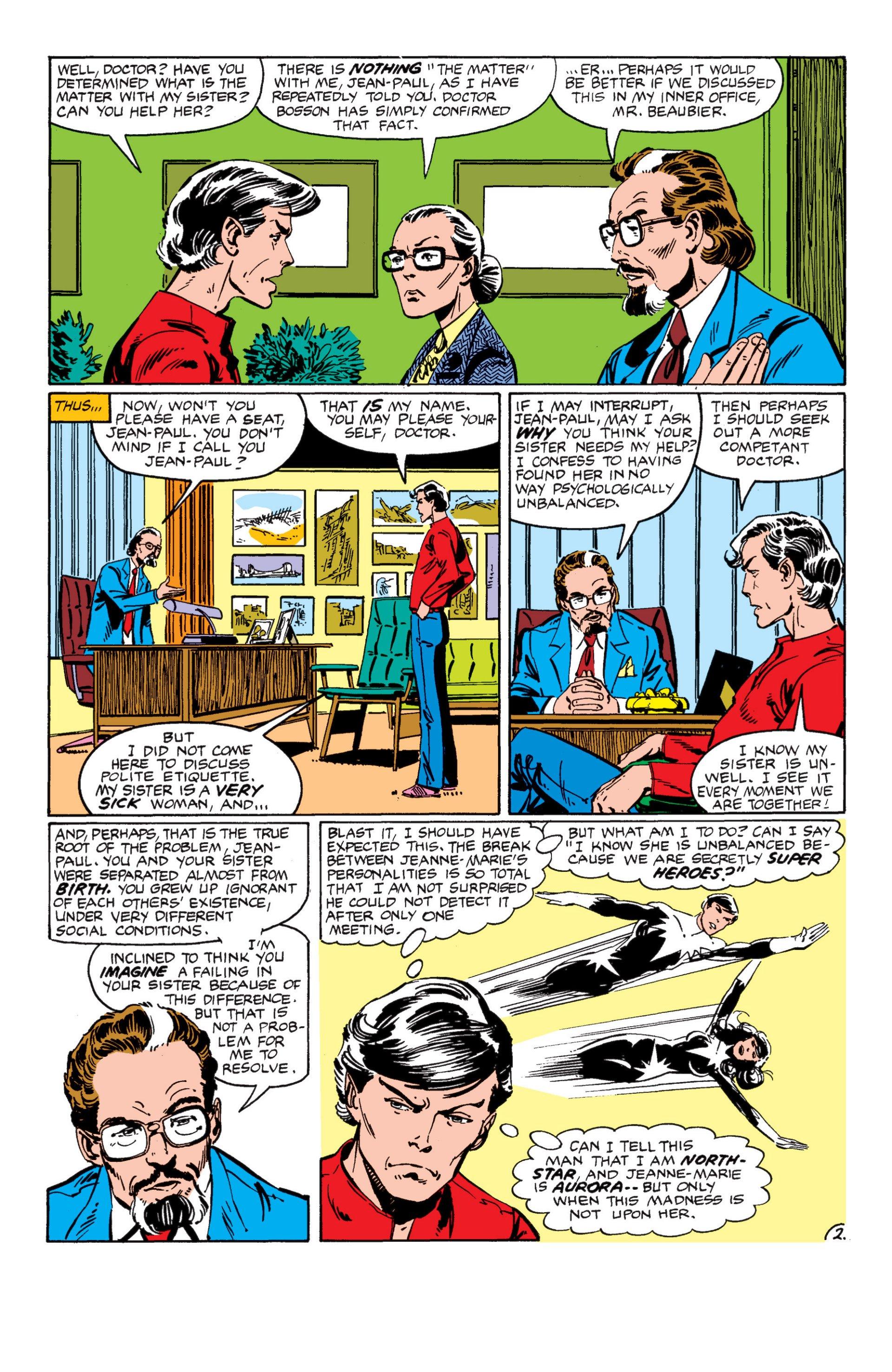 Read online Alpha Flight (1983) comic -  Issue #7 - 3