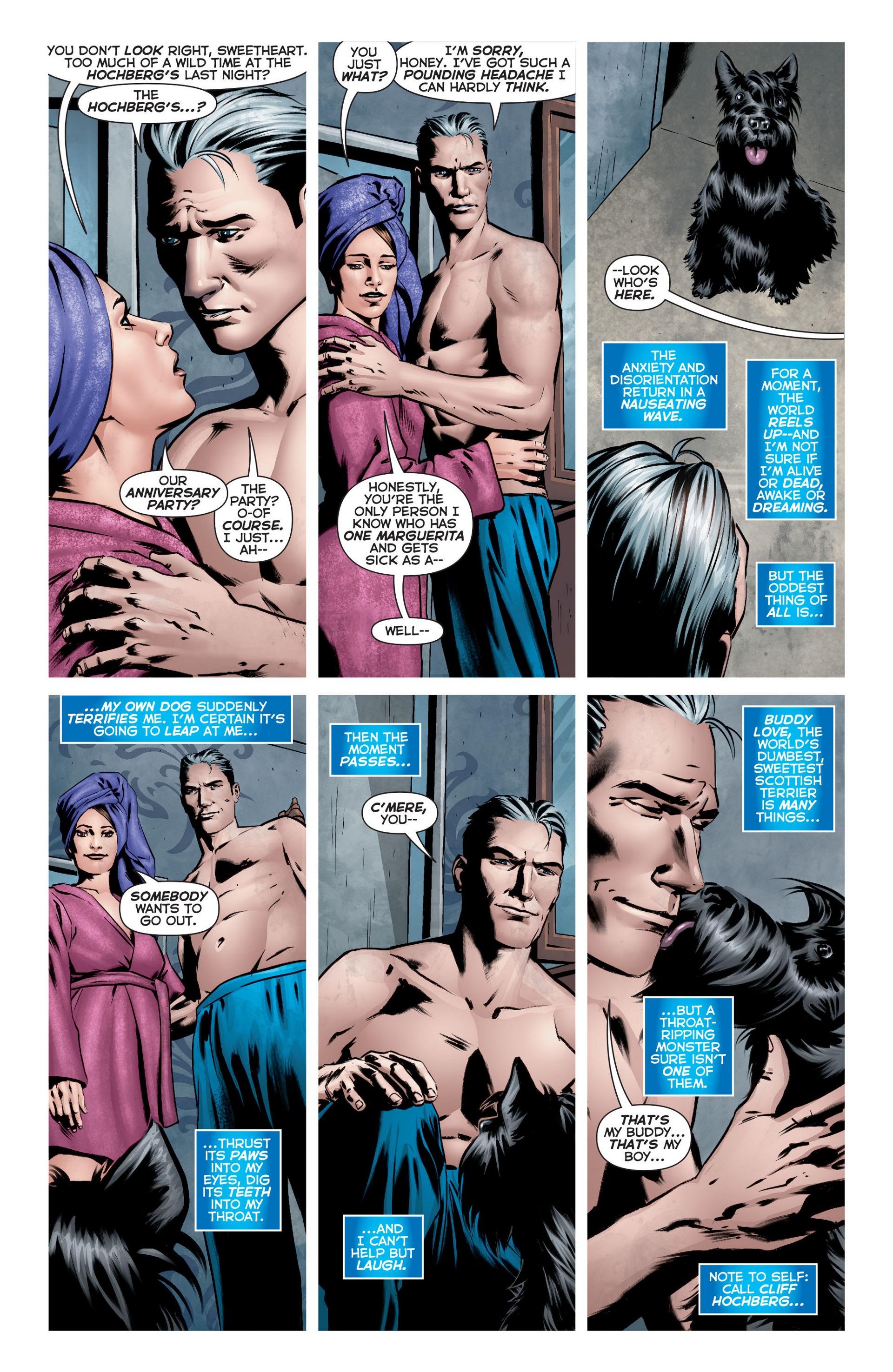 Read online Trinity of Sin: The Phantom Stranger comic -  Issue #22 - 7