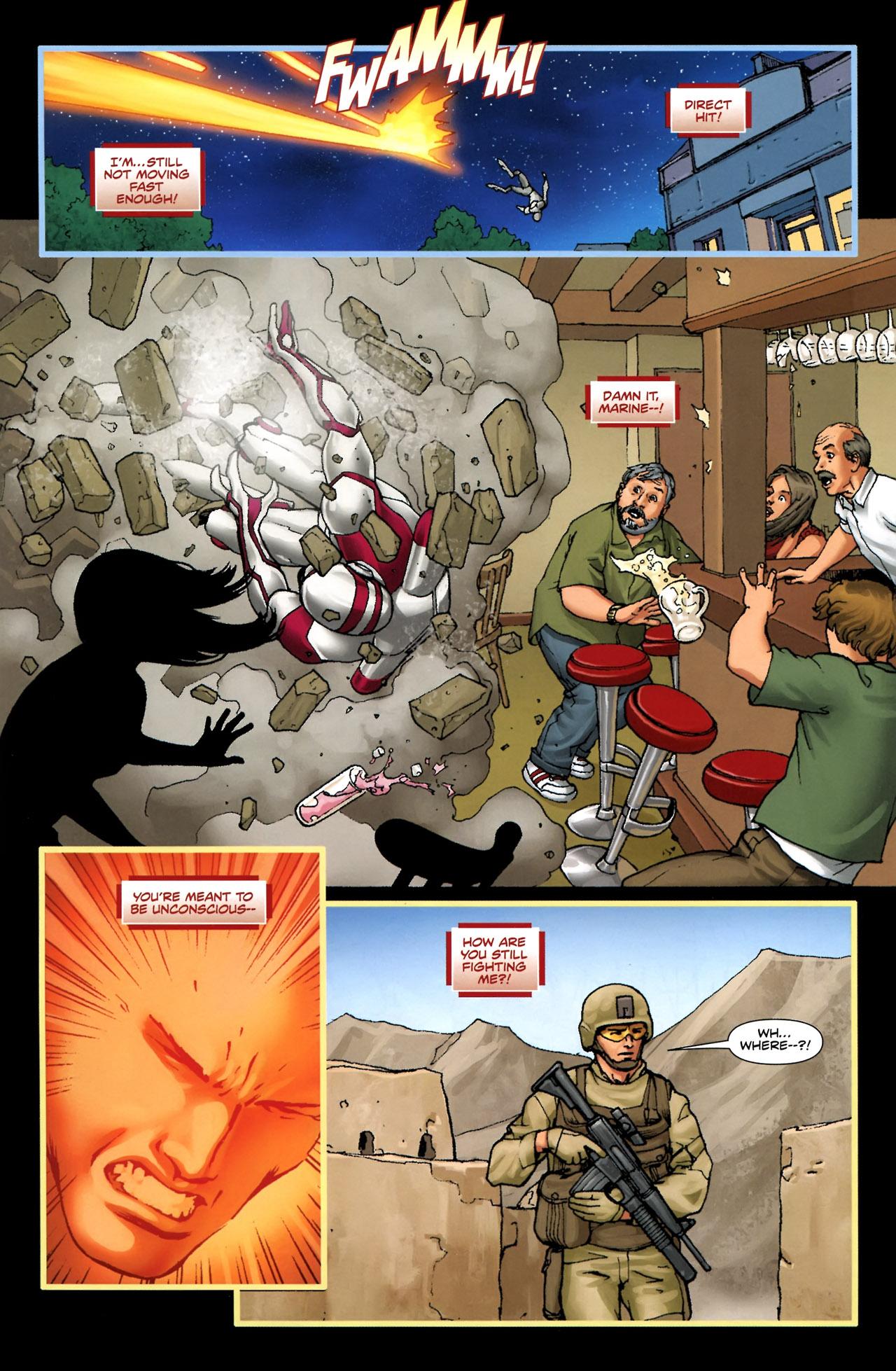 Read online Soldier Zero comic -  Issue #4 - 11
