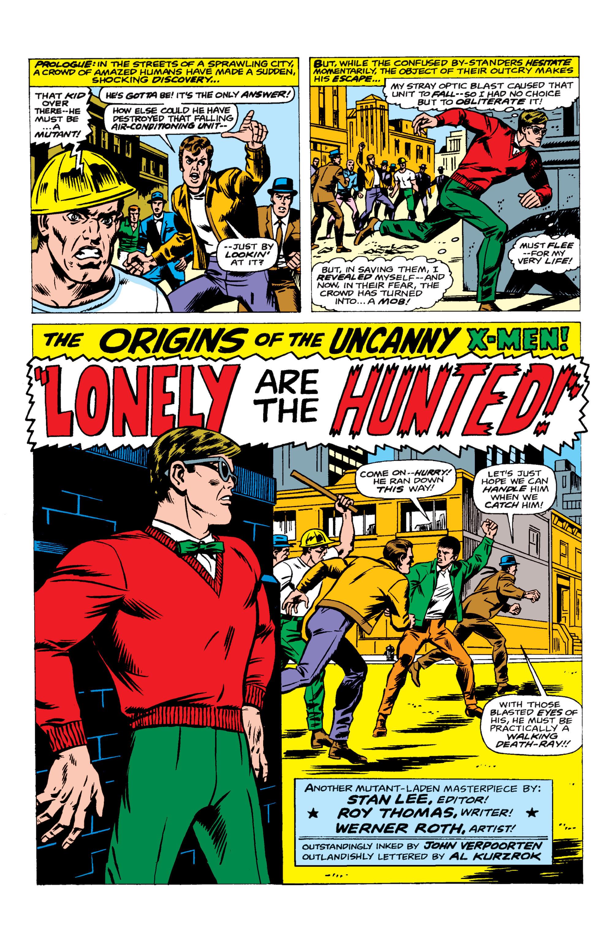 Uncanny X-Men (1963) 39 Page 16