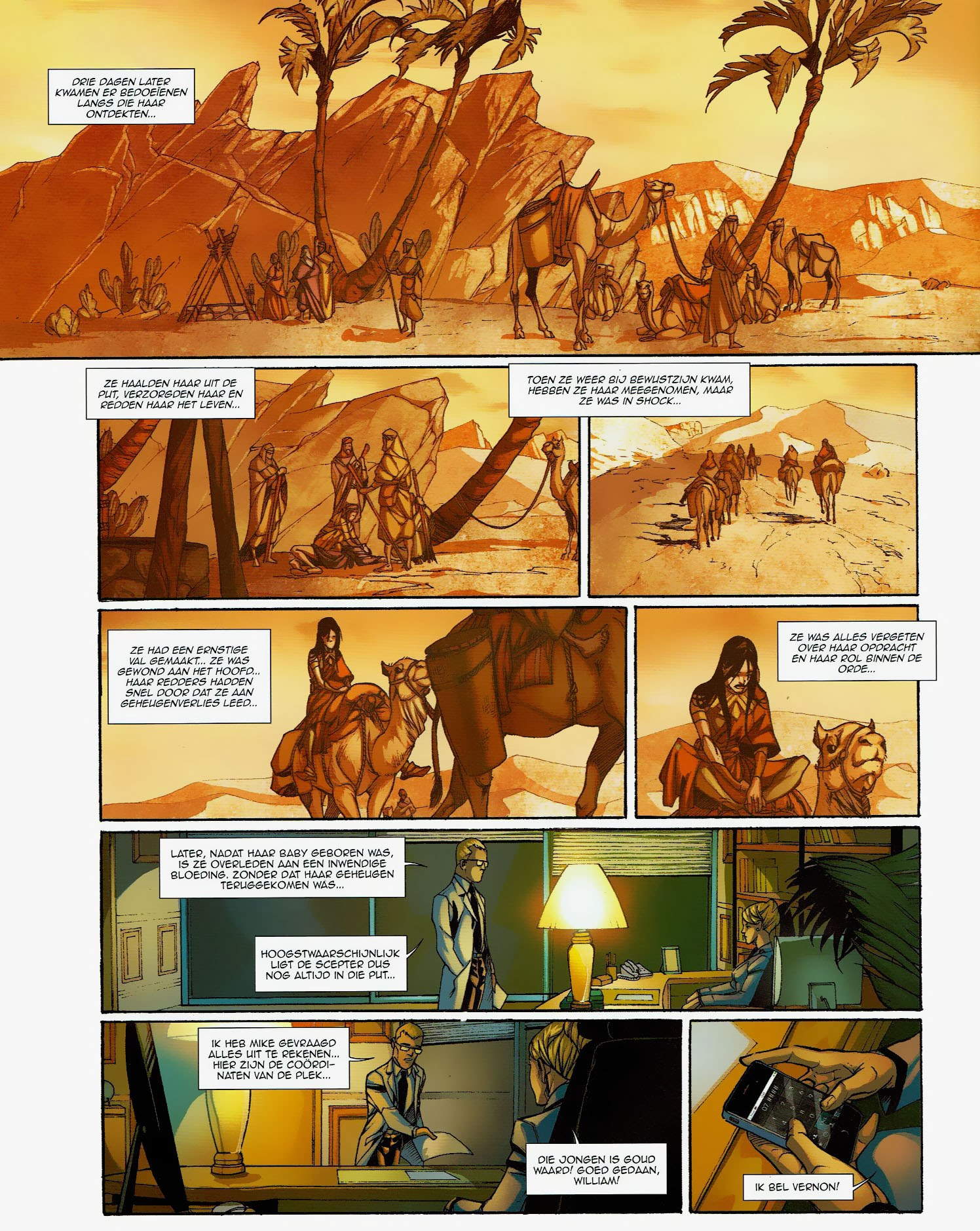 Read online Assassin's Creed (2009) comic -  Issue #6 - 39