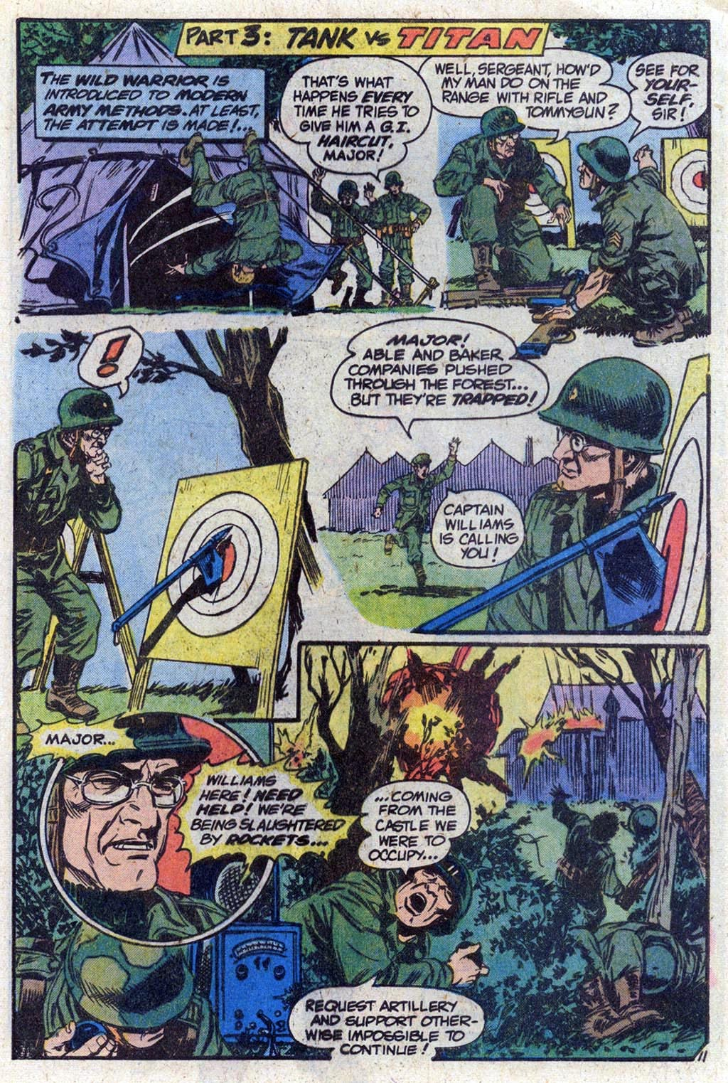 Read online All-Out War comic -  Issue #1 - 14