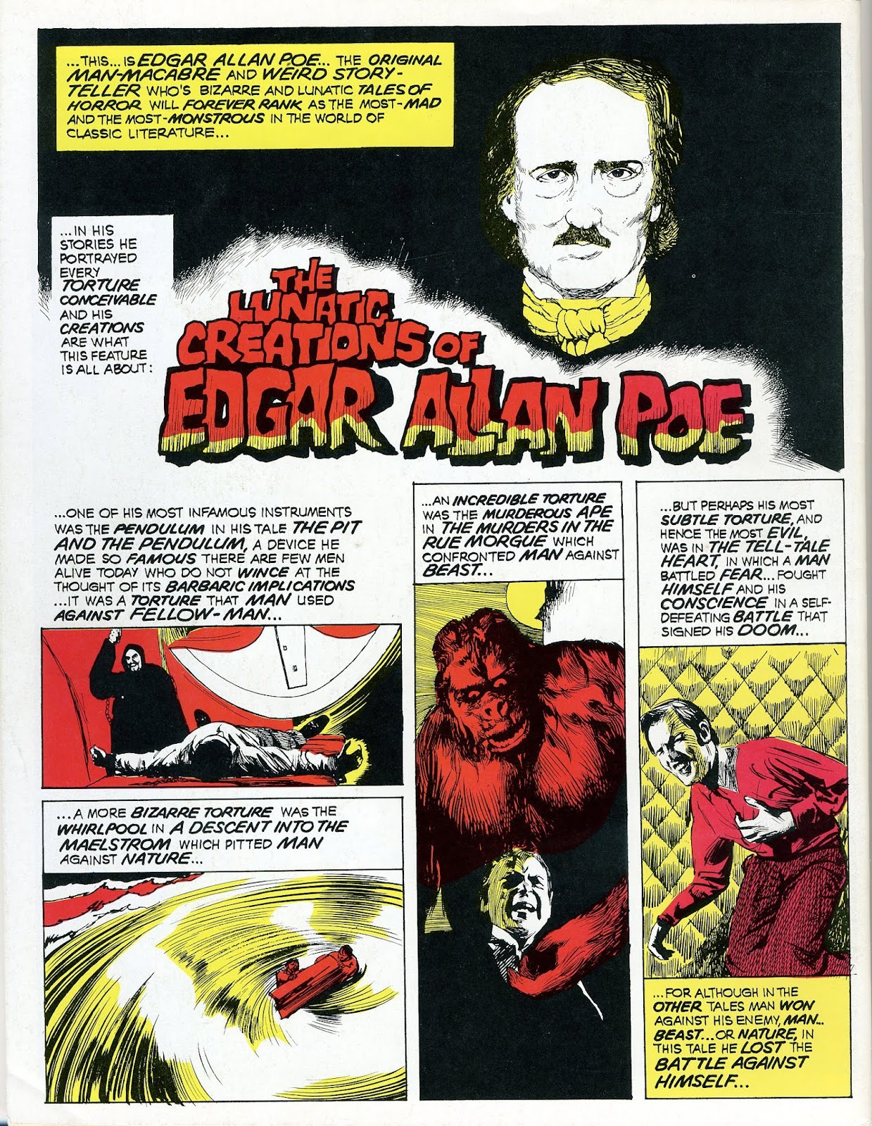 Nightmare (1970) issue 17 - Page 68