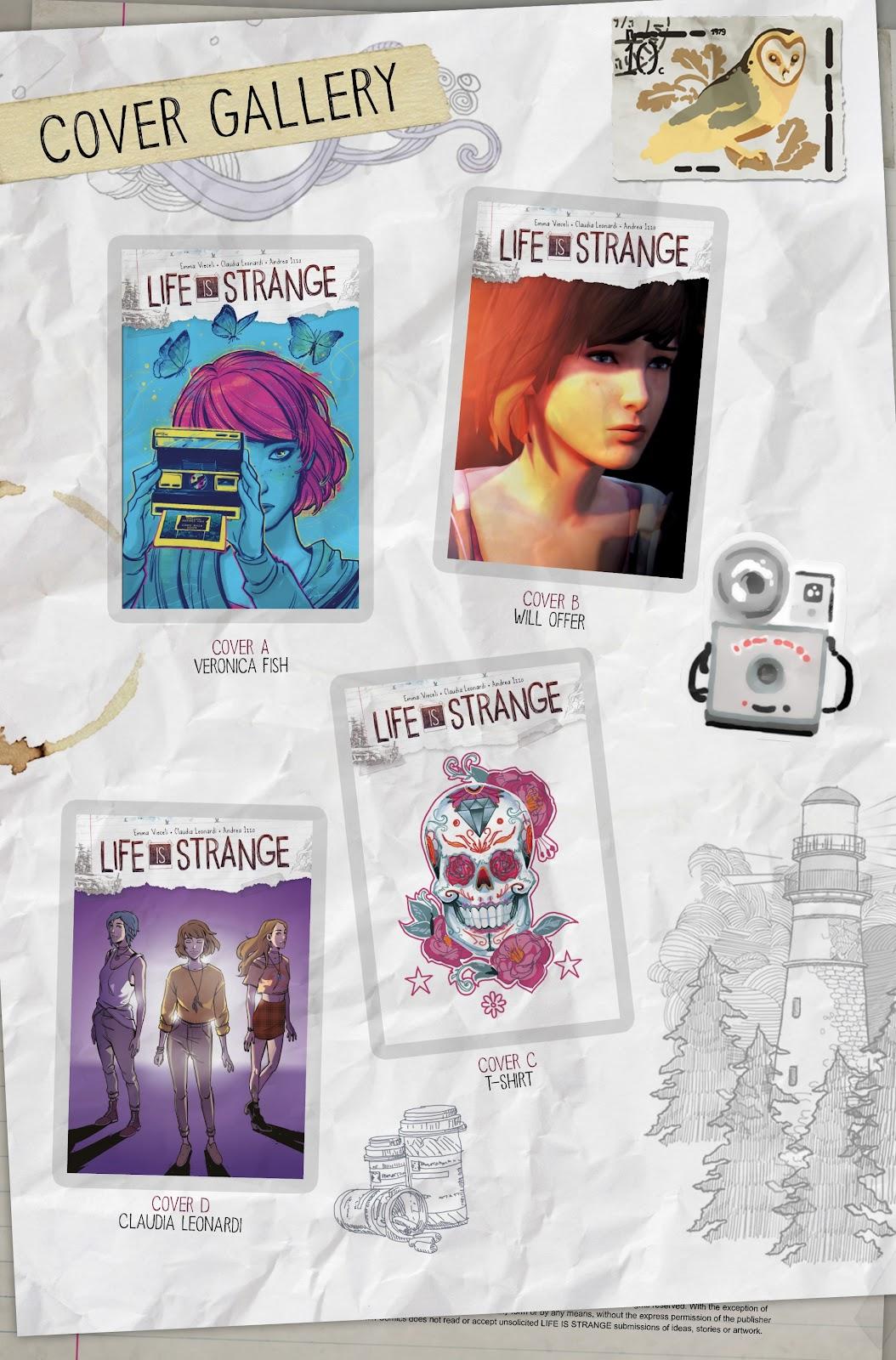 Read online Life is Strange comic -  Issue #5 - 29