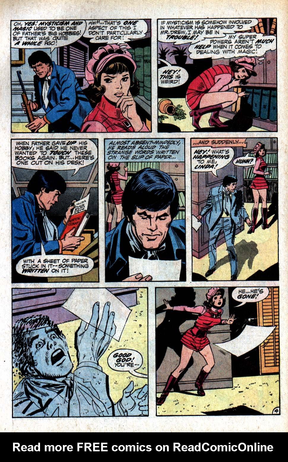 Read online Adventure Comics (1938) comic -  Issue #417 - 6