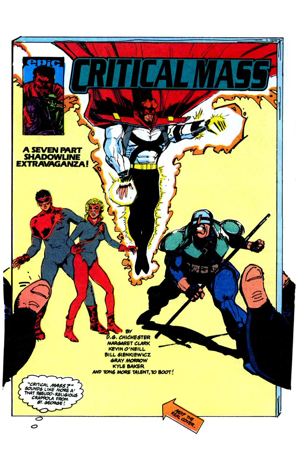 Read online Powerline comic -  Issue #8 - 31