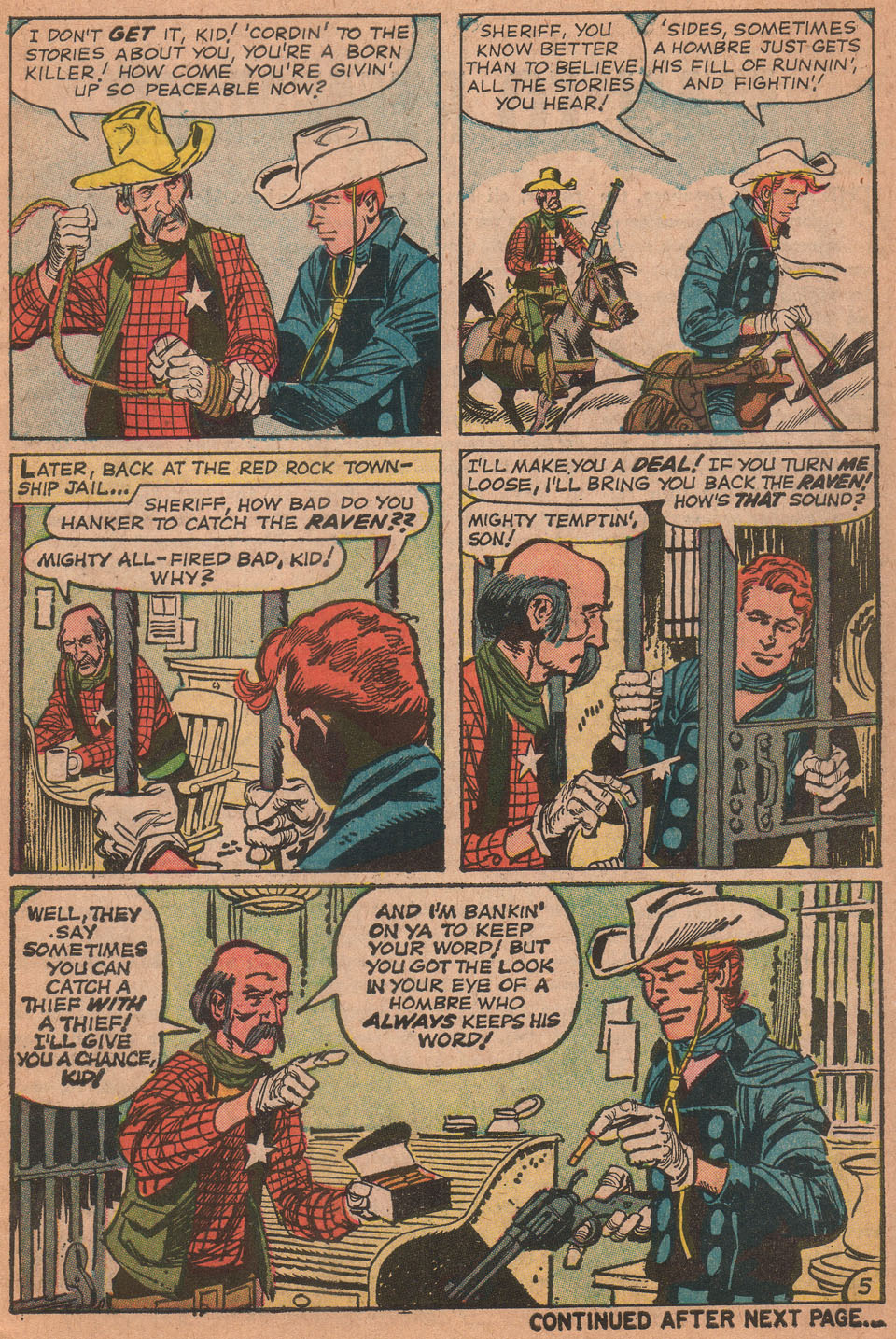 The Rawhide Kid (1955) issue 35 - Page 7