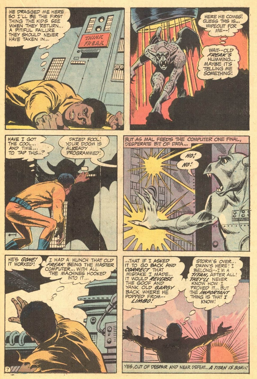 Teen Titans (1966) issue 35 - Page 29
