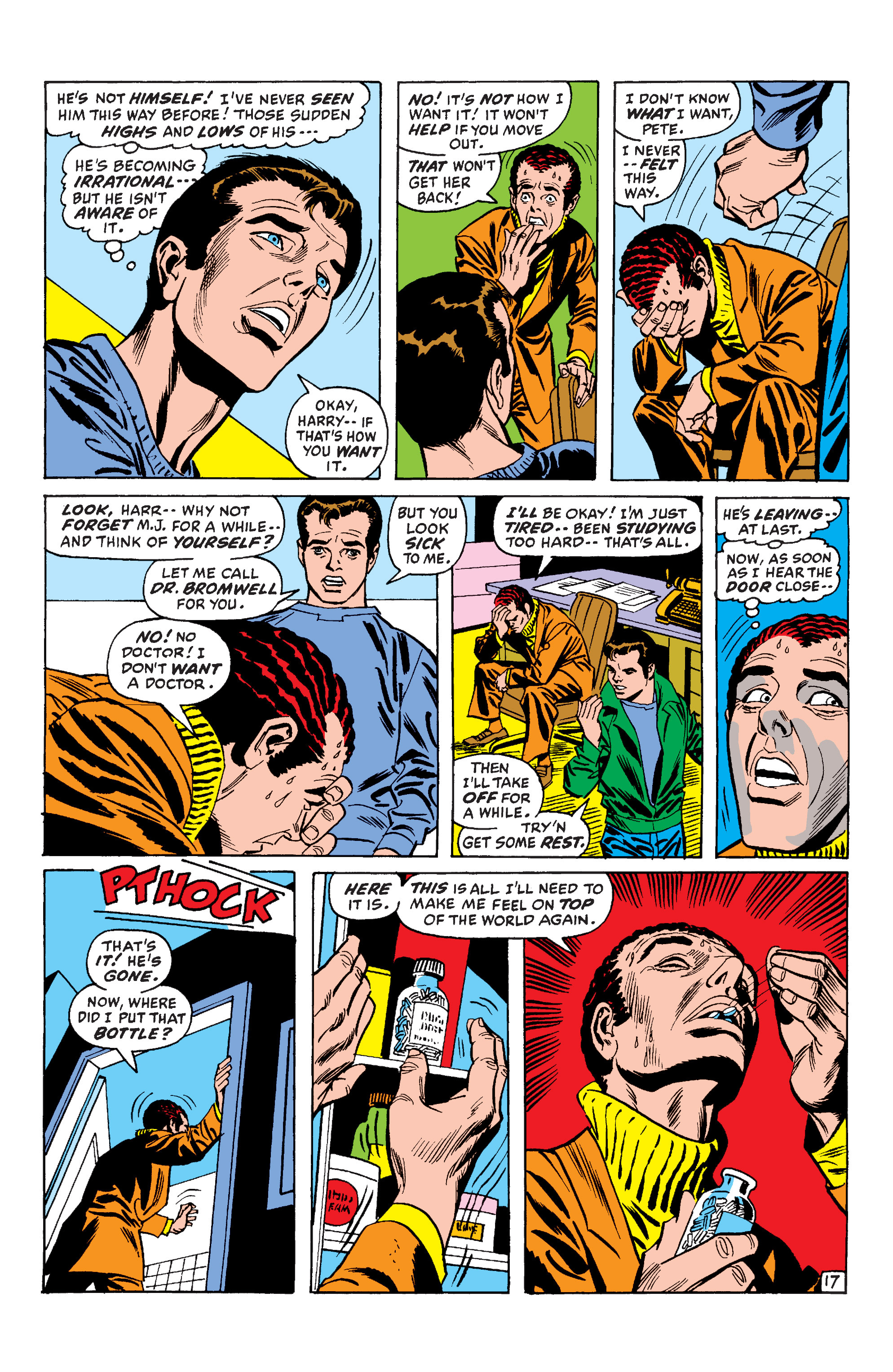 The Amazing Spider-Man (1963) 97 Page 16