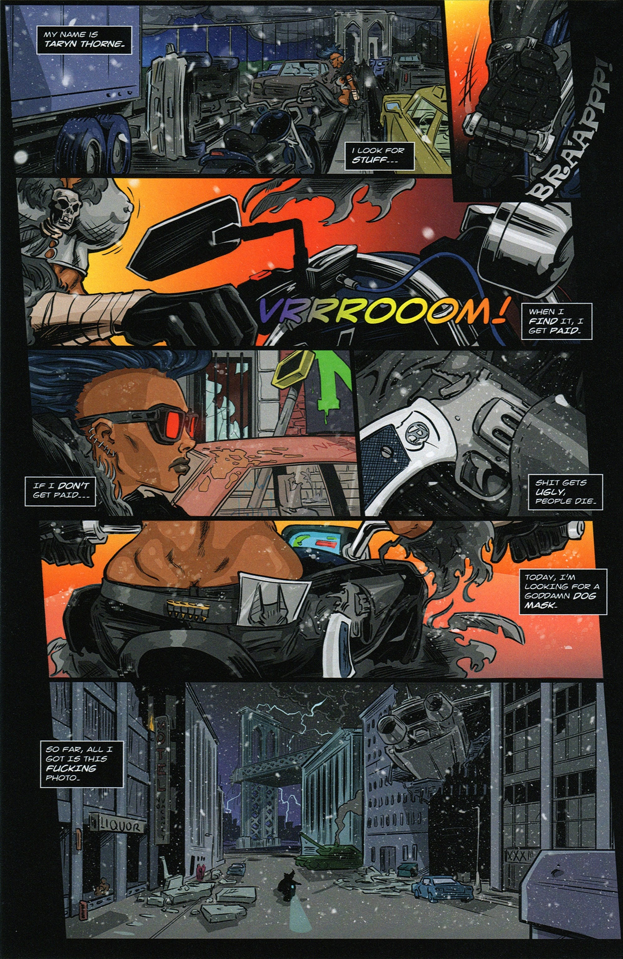 Read online Fox and Hound comic -  Issue #1 - 26