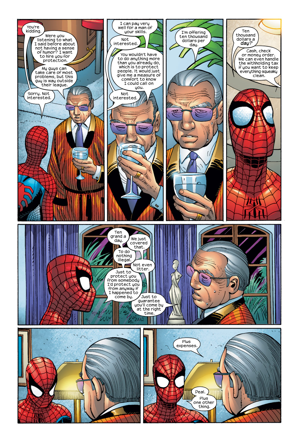 The Amazing Spider-Man (1999) 52 Page 10