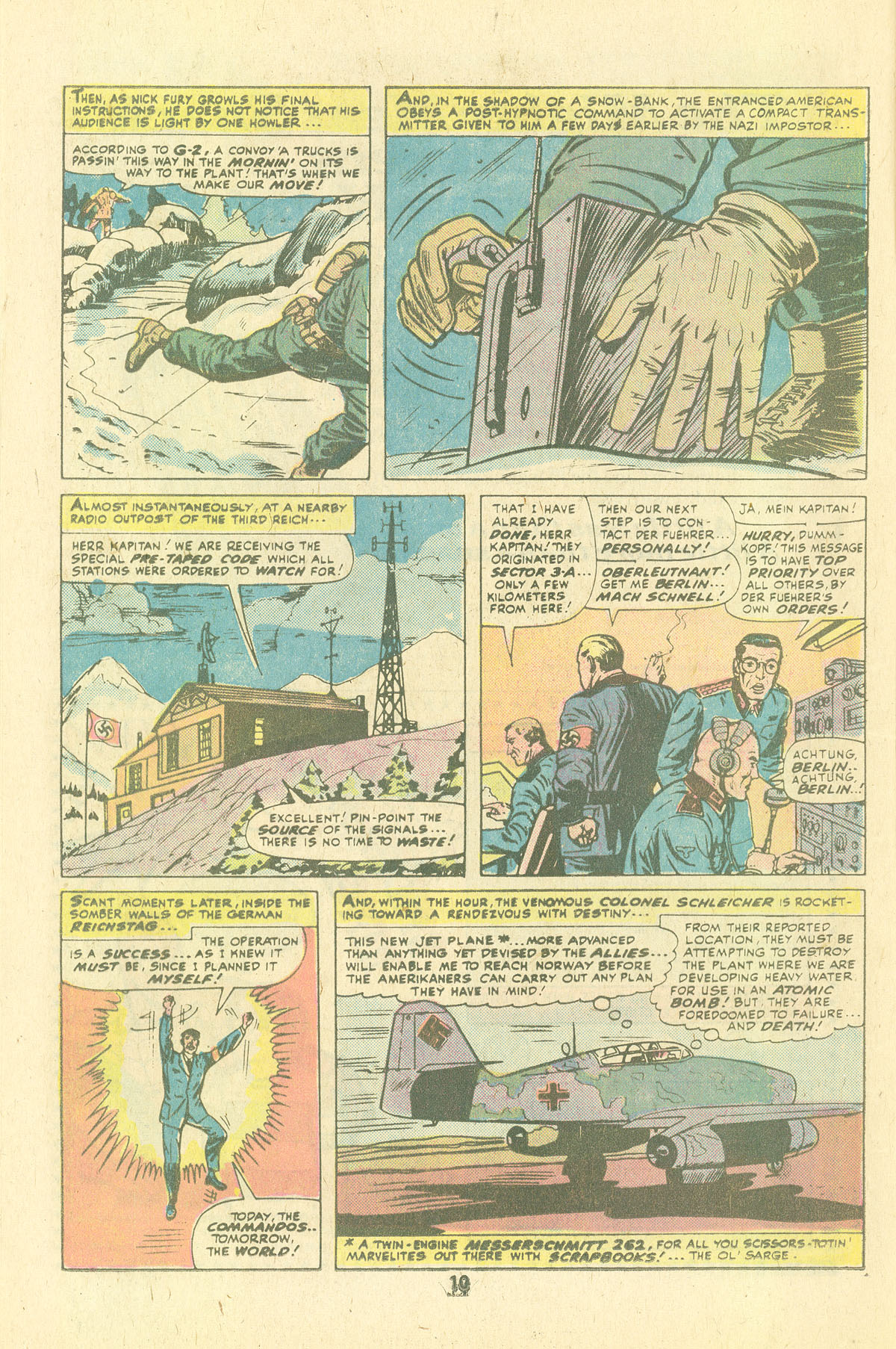 Read online Sgt. Fury comic -  Issue #134 - 12